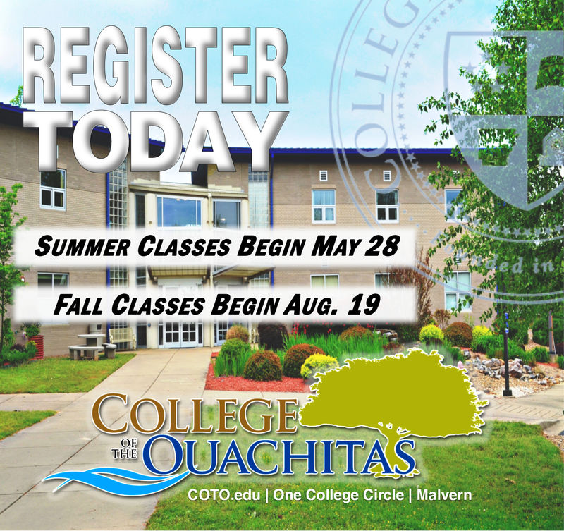 STERSUMMER CLASSES BEGIN MAY 28ed inFALL CLASSES BEGIN AUG. 19COLLEGETHE.edu l One College Circle ! Malvern STER SUMMER CLASSES BEGIN MAY 28 ed in FALL CLASSES BEGIN AUG. 19 COLLEGE THE .edu l One College Circle ! Malvern