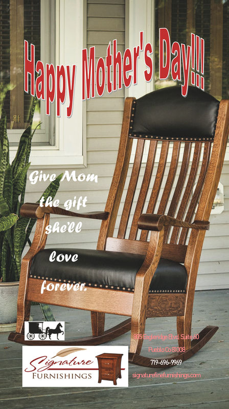 ive MomCoveforevenatureFURNISHINGS719-696-9969 ive Mom Cove foreven ature FURNISHINGS 719-696-9969