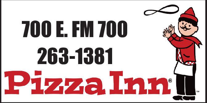 100 E. FM 700263-1381PizzaInn