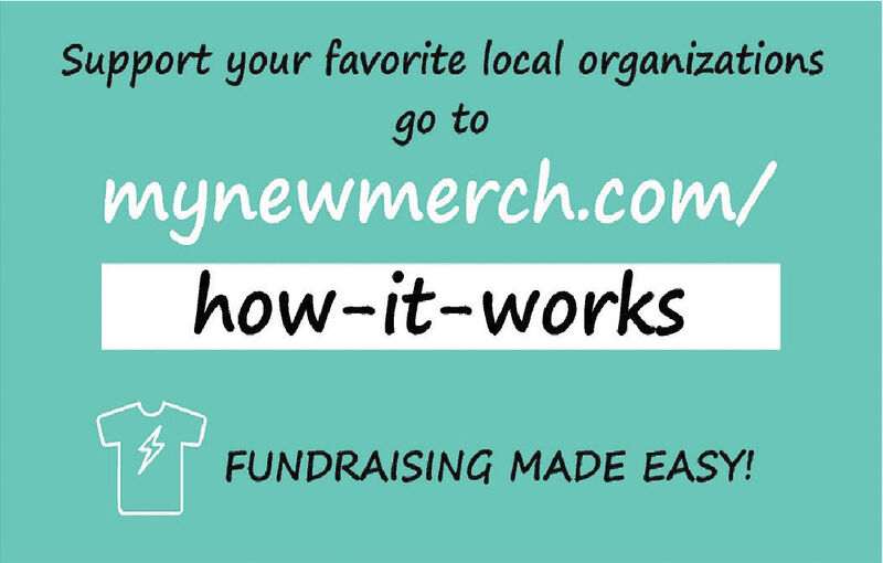Support your favorite local organizationsgo tomynewmerch.com/how-it-works7FUNDRAISING MADE EASY! Support your favorite local organizations go to mynewmerch.com/ how-it-works 7FUNDRAISING MADE EASY!