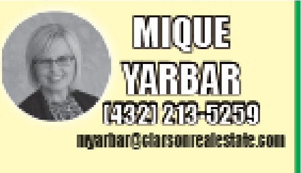 MIQUEYARBAR4321 213-5259Iardangcarsonrealestate.com MIQUE YARBAR 4321 213-5259 Iardangcarsonrealestate.com