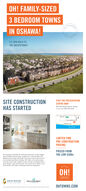 OH! FAMILY-SIZED3 BEDROOM TOWNS1owsIN OSHAWA!A5-MIN WALK TOTHE WATERFRONTVISIT THE PRESENTATIONSITE CONSTRUCTIONCENTRE NOWHAS STARTED895 Philp Maay Avenue. Ostao call us at t2891 928 4038LIMITED TIMEPRE-CONSTRUCTIONPRICINGPRICED FROMTHE LOW $500sYoure going to love these 18 wide tows with con concept desigstat are idea for amly living Located jut a5-minute wak to thewaterfront Trail aong Lake Ontario and a quick drve to G0 and all ofthe inoedible amentes of Oshawa, OH Towns is the pertect placefor acte snart wing image an ealy moming rn along the trailquick shower in your luury ensue, and a quick oup of coffee in yoursune kchen OH Towns ownhomes worth the exclamationtOH!rowwoEFALCONCRESTGRAYWOODOHTOWNS.COM OH! FAMILY-SIZED 3 BEDROOM TOWNS 1ows IN OSHAWA! A5-MIN WALK TO THE WATERFRONT  VISIT THE PRESENTATION SITE CONSTRUCTION CENTRE NOW HAS STARTED 895 Philp Maay Avenue. Osta o call us at t2891 928 4038 LIMITED TIME PRE-CONSTRUCTION PRICING PRICED FROM THE LOW $500s Youre going to love these 18 wide tows with con concept desigs tat are idea for amly living Located jut a5-minute wak to the waterfront Trail aong Lake Ontario and a quick drve to G0 and all of the inoedible amentes of Oshawa, OH Towns is the pertect place for acte snart wing image an ealy moming rn along the trail quick shower in your luury ensue, and a quick oup of coffee in your sune kchen OH Towns ownhomes worth the exclamationt OH! rowwoE FALCONCREST GRAYWOOD OHTOWNS.COM