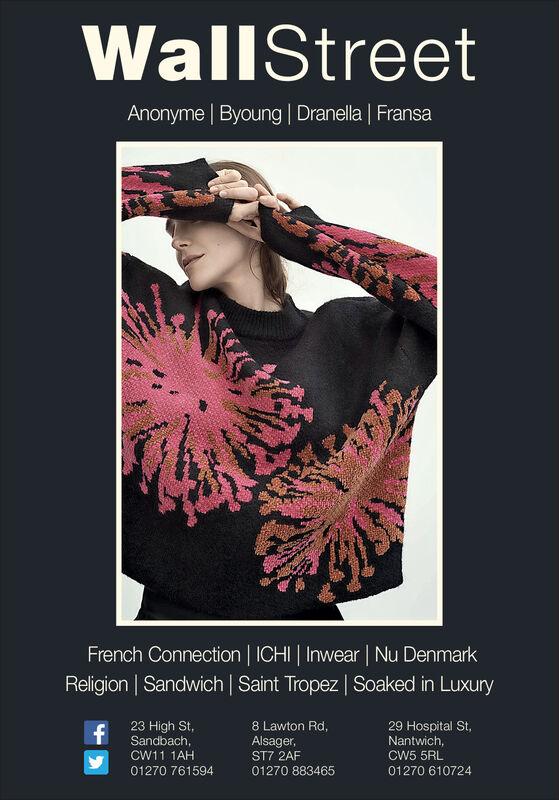 WallStreetAnonyme Byoung | Dranella | FransaFrench Connection ICHI | Inwear | Nu DenmarkReligion | Sandwich | Saint Tropez Soaked in Luxury23 High St,Sandbach,29 Hospital St,Nantwich,CW5 5RL8 Lawton Rd,Alsager,ST7 2AF01270 883465CW11 1AH01270 76159401270 610724 WallStreet Anonyme Byoung | Dranella | Fransa French Connection ICHI | Inwear | Nu Denmark Religion | Sandwich | Saint Tropez Soaked in Luxury 23 High St, Sandbach, 29 Hospital St, Nantwich, CW5 5RL 8 Lawton Rd, Alsager, ST7 2AF 01270 883465 CW11 1AH 01270 761594 01270 610724