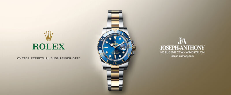 S0JAJOSEPH-ANTHONYROLEX28100 EUGENIE ST.W-WINDSOR, ONjoseph-anthony.comOYSTER PERPETUAL SUBMARINER DATE S0 JA JOSEPH-ANTHONY ROLEX 28 100 EUGENIE ST.W-WINDSOR, ON joseph-anthony.com OYSTER PERPETUAL SUBMARINER DATE