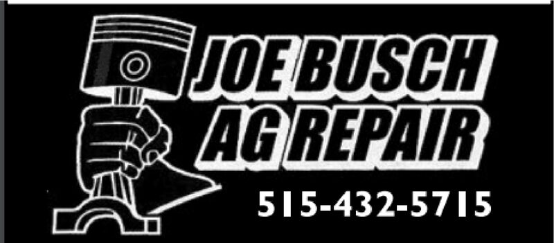 DE BUSCHAGREPAIR515-432-5715 DE BUSCH AGREPAIR 515-432-5715