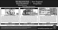 BERKSHIRE | New EnglandHATHAWAYPropertiesHomeServicesLepore-Eagan Team Presents...OPEN SUNDAY 1:00-3:00OPEN SUNDAY 1:00-3:0063 LEDGEWOOD ROAD, WEST HARTFORD John Lepore46 GOODWIN CIRCLE, HARTFORD John LeporeLacded in the Hstoric WestEnd of Hotot this end unt tturtoae ha nary upgades and hos a prvate setingboding to the woods The moin ind isan Open Foor Pontardwod for and a gos tregloce Ling sonidningoom opens to o private ded. chen tatuas gronte counter staniess opplionrces chery cabinets ond on edtin nookThe second loel hos o mocter bedroom sute with o vouted celng olape custon volkin doset with buitins o lorpemoste both with doubie sinks sodking tub and fle stower vo sthe bedooms, one of which has o vouted cpling andotul both compiete this leel. On the thid level isospocious at thot could be used as an offor. cecise pea. or medooom he over leel tee ise spocious bomily room wito fepiace and sides hd open aut ta prvae coveedpofo. There is also o tul bahroon wih a lage showet The laundry oom is olso locoted on the lover level.Thee orenony amenties al Goodwin estes hat indudehe Goodwit Manson with coterer's kahen het cald be used br gettetes heated outdoa pool, lbay and eercise n0om. Move in reody ond not to be missed MS170258142$389,900WEST HARTFORDKevin EoganWelcome home for the holidays! This pidure perfect home set bock in o beautfu West Horfordneighborhood is wating forjou The fist foor ofers otormol ivng room with buit ins ondrooring freploce, o fomal dring room. spocious emodeled eot in kichen with gonte counters.stoinless opplonces gogrous white cobinetry.ond ocoes to the rear yord, plus o famly roomwith brick freploce. On the second foor youl find a lovely moster sute with tul bothroomand plenty of doset spooe. os well os three other generously sized bedrooms anda ful bothA firished wok out lower level with freploce ofers bonus spooe tor o credtion room/gomeorea. Outside o wood deck ovefooks o lorge level yard with plenty of spoce to gril ond entertoin.Inoddi