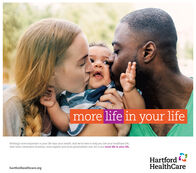 more life in your lifeNothing's more important to your life than your health. And we're here to help you live your healthiest life.with more convenient locations, more experts and more personalized care. All to put more life in your life.HartfordHealthCarehartfordhealthcare.org more life in your life Nothing's more important to your life than your health. And we're here to help you live your healthiest life. with more convenient locations, more experts and more personalized care. All to put more life in your life. Hartford HealthCare hartfordhealthcare.org