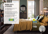 Make zzz'sa breeze.IKEA Family loyalty members can getup to 15% off mattresses fromFebruary 20 to March 1.Not an IKEA Family member yet? Signup for access to this exclusive offer, plusmore member benefits at IKEAfamily.caIt's quick, easy, and free to join!Look for our flyer, or visit IKEA.ca forgreat offers and inspiration.(KEABONUSDEALIKEA Family priceHIDRASUND*Conditons applyOter KEASms BV 2020.Queen pocket springmattressWas $4,199$799 Make zzz's a breeze. IKEA Family loyalty members can get up to 15% off mattresses from February 20 to March 1. Not an IKEA Family member yet? Sign up for access to this exclusive offer, plus more member benefits at IKEAfamily.ca It's quick, easy, and free to join! Look for our flyer, or visit IKEA.ca for great offers and inspiration. (KEA BONUS DEAL IKEA Family price HIDRASUND *Conditons apply Oter KEASms BV 2020. Queen pocket spring mattress Was $4,199 $799