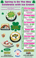 * Spring Is On The WayCelebrate with Ice CreamFeaturing Our Irish Cream Ice Cream for themonth of March!| Soft Ice Cream SundaeFREE!Customize Your Cake With Your Favorite FlavorBuy One Soft Ice Cream orYourt Sundae at RegularPríe - Get 2ndEqusl or lesser value. Speciaty sundes and etra topings ecludedICE CREAM WORLDAllentown 610-439-859iCoupon Expires 40200SRDATEICOld Fashioned Sundaes ii1/2 PRICEBuy 3at Regular PriceGet 2nd 3 atICE CREAM WORLDAllento wn 610-439-8591Coupon Expires 402020%3D|Ice Cream Cake iWhen you buy anyregula price 'icecream or yogurt cake$2 OFFIrish CreamIce CreamAvailable Now!ICE CREAM WORLDAllentown 610-439-859iCoupon Expires 432020Banana SplitFREE!Buy One Soft Ice Cream orSoft Yogurt Banana Split atReg. Price - Get 2ndEqual or lesser value. Specialty sundos and etra topopings ecudedICE CREAM WORLDAllertown 610-439-859iCoupon Expires 40/2020%3DBuy One Soft Ice Cream orSoft Yogurt Cone at RegularPrice - Get 2ndEqual or lesser value. Specity sundaes and eta toppings exduded.ICE CREAM WORLDSoft Ice Cream or Yogurt iFREE!Allentown 610-439-859iCoupon Expires 4020R0Ice Cream Sandwiches iBuy 1 Six Pack Ice Cream Sandwichesor 5 Pack OregSandwiches, Get2nd Pack at1/2 PRICEICE CREAM WORLDAllentown 610-439-859iCoupon Expires 402020ICECREAMDry IceAvailableOur Home Made lce CreamMade Fresh on the Premises.ReadersComputerizedPieture Cakes2010THE MORNINGCALLAllentown3512 Hamilton BoulevardWORLD610.439.8591Open Every Day 10am-10pmCOUPONCOUPONCOUPON COUPONCOUPON COUPON * Spring Is On The Way Celebrate with Ice Cream Featuring Our Irish Cream Ice Cream for the month of March! | Soft Ice Cream Sundae FREE! Customize Your Cake With Your Favorite Flavor Buy One Soft Ice Cream or Yourt Sundae at Regular Príe - Get 2nd Equsl or lesser value. Speciaty sundes and etra topings ecluded ICE CREAM WORLD Allentown 610-439-859i Coupon Expires 40200 SRDATEIC Old Fashioned Sundaes i i1/2 PRICE Buy 3 at Regular Price Get 2nd 3 at ICE CREAM WORLD Allento wn 610-439-8591 Coupon Expires 402020 %3D |Ice Cream Cake i When you buy any regula price 'ice cream or yogurt cake $2 OFF Irish Cream Ice Cream Available Now! ICE CREAM WORLD Allentown 610-439-859i Coupon Expires 432020 Banana Split FREE! Buy One Soft Ice Cream or Soft Yogurt Banana Split at Reg. Price - Get 2nd Equal or lesser value. Specialty sundos and etra topopings ecuded ICE CREAM WORLD Allertown 610-439-859i Coupon Expires 40/2020 %3D Buy One Soft Ice Cream or Soft Yogurt Cone at Regular Price - Get 2nd Equal or lesser value. Specity sundaes and eta toppings exduded. ICE CREAM WORLD Soft Ice Cream or Yogurt i FREE! Allentown 610-439-859i Coupon Expires 4020R0 Ice Cream Sandwiches i Buy 1 Six Pack Ice Cream Sandwiches or 5 Pack Oreg Sandwiches, Get 2nd Pack at 1/2 PRICE ICE CREAM WORLD Allentown 610-439-859i Coupon Expires 402020 ICE CREAM Dry Ice Available Our Home Made lce Cream Made Fresh on the Premises. Readers Computerized Pieture Cakes 2010 THE MORNINGCALL Allentown 3512 Hamilton Boulevard WORLD 610.439.8591 Open Every Day 10am-10pm COUPON COUPON COUPON COUPON COUPON COUPON