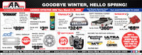 """GOODBYE WINTER, HELLO SPRING!SAVINGS EFFECTIVE NOW Thru March 31, 2020AUTO STORESTeur Hemsies Aets Parts Stere Slace 1Get Weekly Specials Sent Text AAAUTOSTORES TOo 22828Directly to Your Inbox:SOFT TONNEAU COVER No tools required for assemblyBRAKEDORMAN LINE KITS SOnerTRAILFX) BULL BARSPEEDFX)IDISTRIBUTOR Stainless steel* Iestals in minutes OE replacement With pre-bent7 brake lines Easy no-drilinstallation; bolt-onINVISIBLE GLASSCLEANER Holes for optionalFor use with 262-454 cubicinch big block/small blockightingII...""""Chevrolet enginesPart Na. S1168 $399Pat M. 0es $324 99Pat Ne. TEX0n $36099$6899Part No. 919107$8999GRILL OVERLAY WHEEL SKINS19 oz.Part No. 3100R.fea.ea.ea.INCOME TAX REFUND SPECIAL!9 SPYDER LEDLIGHTINGGive your plain paintedSAVEAmerican ULTRA LIGHT TRUCKBUY 4factory wheels,a xpensive customWHEELS ORTIRES -WE'LLPAY THE PASALES TAXRacingMICKEY THOMPBONWHEEL COMPANY$4000 wheel lokPart No. CCIIMP89X10%OFFDickPar Ne. CZCBI2 $99 954630 Broadway St. Allentown (610) 391-9660 www.aaautostores.com  2301 Union Blvd. Allentown (610) 821-0303Copyright conn. A rights reserved. Al tet, graphics, pictures, logos, and the selection and arrangement hereof is exclusive property of t Publisher or content Supple. No portion of th add, including images, may reproduced in n without prior writen coment of h Publisher Valid thru March 31stTIRESWHEELECEPEK$9995set of 4PROMO CODE: MAR20*IN-STORE ONLY. GOODBYE WINTER, HELLO SPRING! SAVINGS EFFECTIVE NOW Thru March 31, 2020 AUTO STORES Teur Hemsies Aets Parts Stere Slace 1 Get Weekly Specials Sent Text AAAUTOSTORES TOo 22828 Directly to Your Inbox: SOFT TONNEAU COVER  No tools required for assembly BRAKE DORMAN LINE KITS SOner TRAILFX) BULL BAR SPEEDFX) I DISTRIBUTOR  Stainless steel * Iestals in minutes  OE replacement  With pre-bent 7 brake lines  Easy no-dril installation; bolt-on INVISIBLE GLASS CLEANER  Holes for optional For use with 262-454 cubic inch big block/small block ighting II..."""" Chevrolet engines Part Na. S1168 $39"""