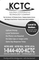 """KCTCKALONA COOPERATIVETECHNOLOGY COMPANYFiber Fast Internet  HD Television Service  Telephone Systems & ServiceWeb Design & Cloud Services  Security Camera Sales & InstallationLocal isBetter.-Upfront PricingEspecially whenit's this good.-Local Technicians-No Phone Line Required-No Data Caps or Usage Limits-Same Day Response TimesWE'RE HERE WE'RE REAL WE'RE LOCAL1-844-400-KCTC510 B Ave, Kalona IA, 52247  KCTCWashington.comProviding world class technology services """"with a home town touch KCTC KALONA COOPERATIVE TECHNOLOGY COMPANY Fiber Fast Internet  HD Television Service  Telephone Systems & Service Web Design & Cloud Services  Security Camera Sales & Installation Local is Better. -Upfront Pricing Especially when it's this good. -Local Technicians -No Phone Line Required -No Data Caps or Usage Limits -Same Day Response Times WE'RE HERE WE'RE REAL WE'RE LOCAL 1-844-400-KCTC 510 B Ave, Kalona IA, 52247  KCTCWashington.com Providing world class technology services """"with a home town touch"""