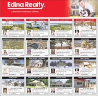 Edina Realty.a Berkshire Hathaway affiliateOPEN SAT 10-1 THUR 4-6OPEN SAT 10-1 THUR 4-6OPEN SATURDAY 1:30-3:30, SUNDAY 11-1OPEN SUNDAY | 1:00-2:30 PMPine TrailsModellalo in Beainent Comly at 9152 Wobes St.Much Anticipatod PINE TRALS - NISSRASingle family homes for any siae9153 Northtonn St.9081 Wolves St.Beautiful New Homes with all the extrasBoth with 4 bod 3 car garagesOpen Floor PlansMLS #5347090Summer 2020 on Gull LakeTOUR 2 Model Lake HomesDock, Pool, Private 2040 stoageSTOPE1214 Harbor P-2 Blks B4 Ernie'sMIS #5 plans, 2 Modek S495-S695K12754 Knollwood Drive, BaxterRamodeked 3 Bed/2 Bath- 2Car Garage100ft on Perch Lake -4 Scason PoschConmenient Location - Beastiful Landsaping3325,000Cumet Modd & Sles Olfce Uader ConstructiceDavid MerninMLS #coming soon S240k-390ADavid MerninS2104-S325ADavid MerninAlble KunchelZI6AI-1255218-820-45216-20sMLS #5503519OSSAWINNAMAKEE LAKE ACCESS LOTSSHAFFER LAKEMILLE LACS LAKEJUST LISTEDL5 BI Wild Shores, Pelican Twp203 feet of frontage512 N. 4th St. BrainerdRasic Cotage Charn/ lpdaed 4 2 2Ca GaeTBD Liza DellBuild your affondable Dream Cabis or HomeSt so Privato Stated Beachlake AcessHome Ovnership requirod for Dock SpuceS21.900188S Lake Shore Boulevard, Wahkon, MNTowering pines and stunning sand beach12+ beautiful wooded acres4 BRI3 BR Milk Lacs Lake homeRdinihel hedud fes neuer aindows sever bolet3 other lots availableMLS 4638505Outdoor linving, master suite, sauna$375,000lin e laundry, new carpet, feh puint and mon!159.900Mars Du MamekTammy SchulteBob Hamilton218-820-164Brad WadstenMLS #5272574S50.000218-21-272 MLS #5287645MLS #5501052NEW LISTINGNEW LISTING - BRAINERDBAXTER COMMERCIAL LOTNEW LISTNG!!COLLEGE PINESOFCE PARK20872 Dam Lake Street, McGregorHUNTERS 2 B4I Ba on 40 wooded acresNewer roof. deck, farnace. CAClose to Rice Lake Natl Wildife Refuge.MLS #5488793801 Iy Street, Brainerd MN 5640I2344 Square Feetl4 Bodrooms3 BathroomsRemodeled Now Siding.Furnace. FlkoringEClose to Grepory Park. Schools & ChurchesMLS 5499065LIB2 Brandon Road, HasterPerfect site for your new office comples.All assessments are paid!High traffic count!MLS H531815335187 Drake Circle, JenkinsGreat 3 Bed/2 Bath - 4 Acres2 Stall Insulated Garage14x32 Storage ShedMLS #5501284Marty SchwabMatt Pelphrey218-835-isoAllen Vanlandchot218-21-60Starting at 562.000Albie Kunchel21831-123S160,000S175,000$234,900NEW LISTINGSMOKEY HOLLOW LAKE LOTBAXTER HOMEPRIME OPPORTUNITY13724 Oak wood Drive, Baster, MN 56415S Bol 4 Bath Home1223 H Street NE, Brainerd6412 Sheridan Woods Lane NE901 Oak Street, Brainerd5 Aates with 161 focet of Water Frontage2 Bedroom I Bath HomeBig & Well Landcaped Corner LotMaple Handwood Floors and 3 Season PorchGranine Counters, Fireplace, Mawive Famly RooFroet Porch, Eterior Deck and Suage ShedPrime Property, Close to Dountown1520 S Fi Building. Open Floor PlanBusiness, Commercial, Retail, Office. ete.40x 54 Pele Shol w 1l? Door)Great Future Baid ste. but Enjoy the Lake now!Liz Timothy218-39.0Mike Kennedy2182-19Jeremy Miler218-1-395 I MLS MS499628Gary Scheeler218-839-1917MLS #5486934SIIS,500MLS #5281013SI50,000S299,900MLS #5298416S139,000 Edina Realty. a Berkshire Hathaway affiliate OPEN SAT 10-1 THUR 4-6 OPEN SAT 10-1 THUR 4-6 OPEN SATURDAY 1:30-3:30, SUNDAY 11-1 OPEN SUNDAY | 1:00-2:30 PM Pine Trails Modellalo in Beainent Comly at 9152 Wobes St. Much Anticipatod PINE TRALS - NISSRA Single family homes for any siae 9153 Northtonn St.9081 Wolves St. Beautiful New Homes with all the extras Both with 4 bod 3 car garages Open Floor Plans MLS #5347090 Summer 2020 on Gull Lake TOUR 2 Model Lake Homes Dock, Pool, Private 2040 stoage STOPE1214 Harbor P-2 Blks B4 Ernie's MIS #5 plans, 2 Modek S495-S695K 12754 Knollwood Drive, Baxter Ramodeked 3 Bed/2 Bath- 2Car Garage 100ft on Perch Lake -4 Scason Posch Conmenient Location - Beastiful Landsaping 3325,000 Cumet Modd & Sles Olfce Uader Constructice David Mernin MLS #coming soon S240k-390A David Mernin S2104-S325A David Mernin Alble Kunchel ZI6AI-1255 218-820-45 216-20s MLS #5503519 OSSAWINNAMAKEE LAKE ACCESS LOTS SHAFFER LAKE MILLE LACS LAKE JUST LISTED L5 BI Wild Shores, Pelican Twp 203 feet of frontage 512 N. 4th St. Brainerd Rasic Cotage Charn/ lpdaed 4 2 2Ca Gae TBD Liza Dell Build your affondable Dream Cabis or Home St so Privato Stated Beachlake Acess Home Ovnership requirod for Dock Spuce S21.900 188S Lake Shore Boulevard, Wahkon, MN Towering pines and stunning sand beach 12+ beautiful wooded acres 4 BRI3 BR Milk Lacs Lake home Rdinihel hedud fes neuer aindows sever bolet 3 other lots available MLS 4638505 Outdoor linving, master suite, sauna $375,000 lin e laundry, new carpet, feh puint and mon! 159.900 Mars Du Mamek Tammy Schulte Bob Hamilton 218-820-164 Brad Wadsten MLS #5272574 S50.000 218-21-272 MLS #5287645 MLS #5501052 NEW LISTING NEW LISTING - BRAINERD BAXTER COMMERCIAL LOT NEW LISTNG!! COLLEGE PINES OFCE PARK 20872 Dam Lake Street, McGregor HUNTERS 2 B4I Ba on 40 wooded acres Newer roof. deck, farnace. CA Close to Rice Lake Natl Wildife Refuge. MLS #5488793 801 Iy Street, Brainerd MN 5640I 2344 Square Feetl4 Bodrooms3 Bathrooms Remodeled Now Siding.Furnace. FlkoringE Close to Grepory Park. Schools & Churches MLS 5499065 LIB2 Brandon Road, Haster Perfect site for your new office comples. All assessments are paid! High traffic count! MLS H5318153 35187 Drake Circle, Jenkins Great 3 Bed/2 Bath - 4 Acres 2 Stall Insulated Garage 14x32 Storage Shed MLS #5501284 Marty Schwab Matt Pelphrey 218-835-iso Allen Vanlandchot 218-21-60 Starting at 562.000 Albie Kunchel 21831-123 S160,000 S175,000 $234,900 NEW LISTING SMOKEY HOLLOW LAKE LOT BAXTER HOME PRIME OPPORTUNITY 13724 Oak wood Drive, Baster, MN 56415 S Bol 4 Bath Home 1223 H Street NE, Brainerd 6412 Sheridan Woods Lane NE 901 Oak Street, Brainerd 5 Aates with 161 focet of Water Frontage 2 Bedroom I Bath Home Big & Well Landcaped Corner Lot Maple Handwood Floors and 3 Season Porch Granine Counters, Fireplace, Mawive Famly Roo Froet Porch, Eterior Deck and Suage Shed Prime Property, Close to Dountown 1520 S Fi Building. Open Floor Plan Business, Commercial, Retail, Office. ete. 40x 54 Pele Shol w 1l? Door) Great Future Baid ste. but Enjoy the Lake now! Liz Timothy 218-39.0 Mike Kennedy 2182-19 Jeremy Miler 218-1-395 I MLS MS499628 Gary Scheeler 218-839-1917 MLS #5486934 SIIS,500 MLS #5281013 SI50,000 S299,900 MLS #5298416 S139,000