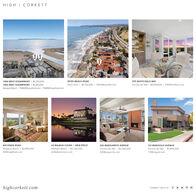 HIGH I CORKETT7406 WEST OCEANFRONT I $5,395,0007404 WEST OCEANFRONT I $5195,000Newport Beach 1 7406WOceanfront.com I 7404WOceanfront.com35155 BEACH ROAD1115 WHITE SAILS WAYDana Point I $4,750.000 I 35155BeachRd.comCorona del Mar i $4,649.000 I 115White Sails.com42 BALBOA COVES I NEW PRICENewport BeachI $3,750,000810 KINGS ROAD226 MARGUERITE AVENUE721 MARIGOLD AVENUENewport Beach I $3,995,000810KingsRoad.comCorona del Mar I $3,295,000Corona del Mar I $2,895,00042BalboaCoves.com226Marguerite.com721Marigold.comhighcorkett.comCONNECT WITH US HIGH I CORKETT 7406 WEST OCEANFRONT I $5,395,000 7404 WEST OCEANFRONT I $5195,000 Newport Beach 1 7406WOceanfront.com I 7404WOceanfront.com 35155 BEACH ROAD 1115 WHITE SAILS WAY Dana Point I $4,750.000 I 35155BeachRd.com Corona del Mar i $4,649.000 I 115White Sails.com 42 BALBOA COVES I NEW PRICE Newport BeachI $3,750,000 810 KINGS ROAD 226 MARGUERITE AVENUE 721 MARIGOLD AVENUE Newport Beach I $3,995,000 810KingsRoad.com Corona del Mar I $3,295,000 Corona del Mar I $2,895,000 42BalboaCoves.com 226Marguerite.com 721Marigold.com highcorkett.com CONNECT WITH US