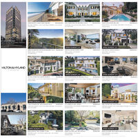 21958 PACIFIC COAST HWY, MALIBU$75,000,000 909 N BEDFORD DR, BEVERLY HILLS$31.500.00010614 CHALON RD, BEL-AIR$25,999.000David Kramer DRE 0060. Rick Hiton DRE 0O0432rBranden Williams I ORE OIT Rayri Williams | DRE O3106915935Linda May DRE COsosa Drew Fenton DRE aa310.492.0735310.691.2400BY APPOINTHENT ONLY1200 CLUB VIEW DR WILSHRE CORRIDORPRICE UPON REQUESTJett Hylond. Be Simpson. Susan Pekich310.994 045SOPEN SUNDAY 2-5OPEN SUNDAY 2-52859 COLDWATER CANYON DR BEVERY HLLS $4.900.000 2463 SOLAR DR. SUNSET STRIP$9250,000 330 21ST PL, SANTA MONICA$8.899,000Brett Lawyer ORE CO310.858 5402Brett Lawyer ioRE oo310.858.5402Gary Gold oRE cOss4310.74LOSOSHILTON &HYLAND+1 310.278.3311OPEN SUNDAY 2-5OPEN SUNDAY 2-5127 HOLLISTER AVE SANTA MONICA$6,395,000 2187 SUMMITRIDGE DR. BEVERLY HILLS$5350.0008624 FENNELL PL, SUNSET STRIP$5,195,000Justin Huchel DRE ausas. Drew Fenton i DeE Osro2310.617.4824Alphonso Lascano DRE O123550. Born Forrugia DRE O864250424 2535489Aouri Makhiout DRE O24431310.9271046OPEN SUNDAY 2-5OPEN SUNDAY 2-5OPEN SUNDAY 2-57330 PYRAMD DR. HOLLYWOOD HILLS$3,895.000 17 CABRILLO AVE, VENICE$3.890.000 948 THAYER AVE WESTWOOD$3,750,000Alphonso Lascano DRE OI2so, Bjon Forrugia DRE OASO424 253.5489David Kramer DRE 0060, Andrew Buss DRE O996a310.691.2400Alphonso Lascano DRE Os5so, Bjom Farrugia DE Or50424.253.5489BY APPOINTHENT ON8455 MELROSE AVE WESTRO$13995,000C Ma togo310858 5466OPEN SUNDAY 2-5OPEN SUNDAY 2-58491 HAROLD WAY, SUNSET STRIP$2,200,000 4060 FALLING LEAF DR, ENCINO$2195,00016000 W SUNSET BLVD #203, PACIFIC PALISADES $1475.000Michelle S Lally De os Jesse Lally DE OS10.9276072Vania Stepani DRE O853483310804.7234Aren Afsharian DRE O 4310.2009323  21958 PACIFIC COAST HWY, MALIBU $75,000,000 909 N BEDFORD DR, BEVERLY HILLS $31.500.000 10614 CHALON RD, BEL-AIR $25,999.000 David Kramer DRE 0060. Rick Hiton DRE 0O0432r Branden Williams I ORE OIT Rayri Williams | DRE O 3106915935 Linda May DRE COsosa Drew Fenton DRE aa 310.492.0735 310.691.2400 BY APPOINTHENT ONLY 1200