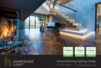 Discover The ArtOf LightingBest ofBest ofh houzz2019Best ofh houzz2018h houzz2020DESIGNDESIGNDESIGNHAMPSHIRELIGHTAward-Winning Lighting Design01420 549961 | hampshirelight.net Discover The Art Of Lighting Best of Best of h houzz 2019 Best of h houzz 2018 h houzz 2020 DESIGN DESIGN DESIGN HAMPSHIRE LIGHT Award-Winning Lighting Design 01420 549961 | hampshirelight.net