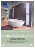 watermarkBISOUEINSPIRATIONAL, INNOVATIVE & INDEPENDENTExclusive bathroom showroomsBenefit from our long standing relationships with suppliersfop hansgrohe BISOUE KEUCO DDURAVIT Villens a lochWatermark Plumbing Supplies (Yorkshire) LimitedShowrooms available at York, Malton and HuddersfieldMalton Showroom: Units G1 & G2, The Pyramid Estate, Showfield Lane, Malton, YO17 6BTYork Showroom: Unit 66A, Ebor Industrial Estate, Hallfield Road, Layerthorpe, York. YO31 7XDHuddersfield Showroom: Unit 1A, Broadfield Mils, Albert Street, Lockwood, HD1 30D0FREE bathroom designs. Full Installation or supply.www.watermarkplumbing.co.uk water mark BISOUE INSPIRATIONAL, INNOVATIVE & INDEPENDENT Exclusive bathroom showrooms Benefit from our long standing relationships with suppliers fop hansgrohe BISOUE KEUCO DDURAVIT Villens a loch Watermark Plumbing Supplies (Yorkshire) Limited Showrooms available at York, Malton and Huddersfield Malton Showroom: Units G1 & G2, The Pyramid Estate, Showfield Lane, Malton, YO17 6BT York Showroom: Unit 66A, Ebor Industrial Estate, Hallfield Road, Layerthorpe, York. YO31 7XD Huddersfield Showroom: Unit 1A, Broadfield Mils, Albert Street, Lockwood, HD1 30D0 FREE bathroom designs. Full Installation or supply. www.watermarkplumbing.co.uk