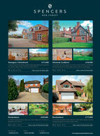 SPENCERSNEW FORESTBransgore, Christchurch£575,000Minstead, Lyndhurst£550,000A upacious detached residence offering well-proportioned accomnsodationin a popular village setting. No forward chain EPR:CA beautiful west wing cottage of a country house. Recently modernisedand benefiting from a private ganden, private entrance and garagingPlease contact the Burley officePlease contact the Burley oficeBrockenhurst£850,000Brockenhurst£775,000A modern detached family bome set in the sought after location ofRhinefield Close. EPR: DAn escellent detached family residence with double garage, off roadparking and gardens. No onward chain. EPR:EPlease contact the Brockenhurst officePlease contact the Brockenhurst officeBrockenhurstBurkeyLymington1. 01590 622 551t. 01425 404 0881. 01590 674 222www.spencersnewforest.com SPENCERS NEW FOREST Bransgore, Christchurch £575,000 Minstead, Lyndhurst £550,000 A upacious detached residence offering well-proportioned accomnsodation in a popular village setting. No forward chain EPR:C A beautiful west wing cottage of a country house. Recently modernised and benefiting from a private ganden, private entrance and garaging Please contact the Burley office Please contact the Burley ofice Brockenhurst £850,000 Brockenhurst £775,000 A modern detached family bome set in the sought after location of Rhinefield Close. EPR: D An escellent detached family residence with double garage, off road parking and gardens. No onward chain. EPR:E Please contact the Brockenhurst office Please contact the Brockenhurst office Brockenhurst Burkey Lymington 1. 01590 622 551 t. 01425 404 088 1. 01590 674 222 www.spencersnewforest.com