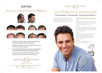 """ARTASMEDISPACHESHIREHAIR RETORATOK IINEDDA MYLA RAJAWhy are you waiting? Get your hair back todayconfidence restoredUses your Natural Hair I Permanent Results 