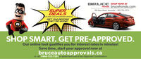 BRUCE SHOP NOW ATHonda brucehonda.comSUPERDEALSon over 250 pre-owned vehicles166 Starrs Road, Yarmouth - 902.742.2575GET 'EM BEFORETHEY'RE GONE!SHOP SMART. GET PRE-APPROVED.Our online tool qualifies you for interest rates in minutes!Save time, start your approval now atbruceautoapprovals.caor call 1-844-723-7281 to speak with one of our Approval Coordinators BRUCE SHOP NOW AT Honda brucehonda.com SUPER DEALS on over 250 pre-owned vehicles 166 Starrs Road, Yarmouth - 902.742.2575 GET 'EM BEFORE THEY'RE GONE! SHOP SMART. GET PRE-APPROVED. Our online tool qualifies you for interest rates in minutes! Save time, start your approval now at bruceautoapprovals.ca or call 1-844-723-7281 to speak with one of our Approval Coordinators