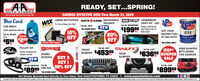 READY, SET...SPRING!AUTO STORESSAVINGS EFFECTIVE NOW Thru March 31, 2020Teur Hemetawn Aets Parts Stere Slace 19saBlue CoralWIX CABIN AIR FILTERS GATE KING ADJUSTABLE XKGLOW UNDERBODYLIGHT KIT - LEDTAILGATEIt's Time to Change Your FitertPart No. 110718Part No. KSCARSTANDNEWCAR WASH$1999920%OFFFeatures: Solid/Strobe/Rash Pate, ver 16FIETERS*IN-STORE ONLY*Liquid concentrate with wax10%OFFGET YOURea.Milien ColorsC12RACING FUELPart No. WC107664 azSAVEAT A&A AUTOMAN POw$599 $200ea.PROMO CODE: MAR20*IN-STORE ONLYGater.SKYIACKERTRAILFXBUMPER $45399 REARPULLEY KITPart Na. JLOITJEEP$63699 BUMPER TIRE CARRIERSALEREAR BUMPERWITH SPAREFRONTPart No. JLOZTContains: Serpentine bet,Tensioner, and kdlerHYDRO -ea.SHOCKS BUY 3GET Iea.BUMPERNEWPart No. 9OK39 120EPart No.Part No. JLOST$89 99M7EE Series 50% OFF$89999ea.*IN-STORE ONLY*ea.Get Weekly Specials Sent Directly to Your Inbox: Text AAAUTOSTORES TO 22828 www.aaautostores.comCopyright e2. A rights reserved. Al tet, graphics, pictures, logos, and the selection and arvangement thereof is the exclusive property of the Publisher or its content Supplier. No portion of this add, incuding images, may be reproduced in any form wthout prior written consent of the Publishec Valid thru March 31st READY, SET...SPRING! AUTO STORES SAVINGS EFFECTIVE NOW Thru March 31, 2020 Teur Hemetawn Aets Parts Stere Slace 19sa Blue Coral WIX CABIN AIR FILTERS GATE KING ADJUSTABLE XKGLOW UNDERBODY LIGHT KIT - LED TAILGATE It's Time to Change Your Fitert Part No. 110718 Part No. KSCARSTAND NEW CAR WASH $19999 20% OFF Features: Solid/Strobe/ Rash Pate, ver 16 FIETERS  *IN-STORE ONLY* Liquid concentrate with wax 10% OFF GET YOUR ea. Milien Colors C12 RACING FUEL Part No. WC1076 64 az SAVE AT A&A AUTO MAN POw $599 $200 ea. PROMO CODE: MAR20 *IN-STORE ONLY Gater. SKYIACKER TRAILFX BUMPER $45399 REAR PULLEY KIT Part Na. JLOIT JEEP $63699 BUMPER TIRE CARRIER SALE REAR BUMPER WITH SPARE FRONT Part No. JLOZT Contains: Serpentine bet, Tensioner, and kdler HYDRO - ea. SHOCKS BUY 3 GET I ea. BUMPER NEW Part No. 9OK39 120EPart No. Part No. JLOST $89 99 M7EE Series 50% OFF $89999 ea. *IN-STORE ONLY* ea. Get Weekly Specials Sent Directly to Your Inbox: Text AAAUTOSTORES TO 22828  www.aaautostores.com Copyright e2. A rights reserved. Al tet, graphics, pictures, logos, and the selection and arvangement thereof is the exclusive property of the Publisher or its content Supplier. No portion of this add, incuding images, may be reproduced in any form wthout prior written consent of the Publishec Valid thru March 31st
