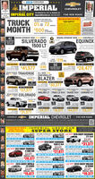 """2019 CONSUMERansACTIONANANk IMPERIALCHEVROLETMe PennerAT THE18 UXBRIDGE RD, RTE. 16, MENDON, MAWe sell mer IMPERIAL CITY pertalchevrelet.net s00-s28-AUTO FIND NEW ROADS esave mereet tWHAT OUR CUSTOMERS ARE SAYINGSILVERADO 1900 CREW CABFOR WELL-QUALIFIED BUYERSTRUCK 0% 72 memnsMONTH $500""""SEAMLESSNeer 2dind fahar ie hetwww tha M-johnson MA 00, 2000CASHALLOWANCEWHEN YOU FINANCE WITH OM FRANCIAL42 BRAND SPANKIN' NEW 2020 CHEVYSILVERADOSREADY FORBRAND SPANKIN' NEW 2020 CHEVROLETSILVERADO1500 LTEQUINOXDELIVERYroverainmet Disglayurtseth Back Up CameraAeys -remium ud SynemAlley heeMyLin-High tyLT rin Turbe-Aheel DrieFOR ONLY 219Mo.50239 COUNOR AEADYLEASEDoutie Cab-d/.M $6,500 BUY FOR AS LOW ASLEASEFOR ONLYB $6,200 BUY FOR AS LOW ASFactury Rebates 0Imperial Discount: 1203$41,577FOR DELIVERY ay etate 00mperial Diacount SUS3$28,477A MONTHBRAND SPANKIN TRAVERSE ALL-NEW 2019NEW 2020 CHEVYCHEVROLETBLAZERS4,900 BUY FOR AS LOW AS$30,377LEASE POR ONLY$299MoteryetS4,200 DUY FOR AS LOW AS$37,377BRAND SPANKIN COLORADOBRAND SPANKIN NEWCHEVYBRAND SPANKIN NEWCHEVYBRAND SPANKIN NEw RAND SPANKIN NEWCHEVYfatary etateCHEVYMALIBU LT TRAX LS SUV TAHOE SUV CAMARO 1LTNEW 2020 CHEVYLEASE FOR ONY249mo15mpeidUY FOR A LEWAmperidT FOR AS LEW ASImperaeoUT FORAS LWAnperi eUY TOR A LOWI S3,800 CUY FOR AS LOW AS$24,377$31,377$18,977 64,977 28,377IMPERIAL CHEVROLET 