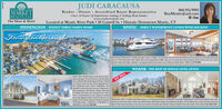 JUDI CARACAUSA860.912.9903MARKETREALTY, LLCThe Shore & More!Broker - Owner - Accredited Buyer Representative-Over 30 Years Of Experience Listing & Selling Real Estate-www.marketrealtylle.comLocated at Mystic River Park  28 Cottrell St. Historic Downtown Mystic, CTBuyMystic@aol.comSTONINGTON - STATELY THREE-FAMILY HOMEMYSTIC - DIRECT WATERFRONT CONDO WITH DOCKINGStonington BoroughEnobaructed Watenviews SBedrons with 2 and a 1/2 lahs. Very desirable Tri-level End Unit Waterviews from most every room offer panoramicviews of the Mystic River Park, Mystic Rver and Amaring Bot Traffic. Sep cut on to your deck with ating for bours of fun in the san. Newerkachen, light and beight. Nuched 2 car garage ideal for your boat or cars. Bring your Boat Home! Oflered at $799,000NOANK - THE BEST OF SINGLE LEVEL LIVINGSuecly Three Family Home in the hearn of Stos-ington Borough Trilewl Owners Ent has Waterviews of Watch Hill and Stonington Harbor. Nestledon a lovely corner lot this ouners apartment of-fers 5 Bedrooms with 5 Full & 3 Half Baths Asoinchuded in this lovcly home are two I BedroomBuh Apartnents with historic detuils. Well kept& updated, this home was renovated 2015. Enjoyhours of entertaining on your spacious Vermoetgreen slate flagsaone patio. Corner lot has tuo cargarage. Each unithas separate electric & separateol heating sstem. 7 Bedrooms, 5 Full Bahs &3Ilulf Bahs in total $1.200,000NEW PRICEMeticulous i 1R, 2 12 Bah Catom Ranch home on 92 manicured acres in very desirable Crovinds Neighborhood. Levd lot surrnded by stone walls.Gracios from entry kads to hing room with dramatik valed high crlings and propane gs finplace. Formul dining room Large enclosed sunroom athack of the bouse has sliders to rear deck and is perfect for plants and relaution Spacious kahen with cemer island. Full of nanatal lht S661.500 JUDI CARACAUSA 860.912.9903 MARKET REALTY, LLC The Shore & More! Broker - Owner - Accredited Buyer Representative -Over 30 Years Of Experience Listing & Selling Rea