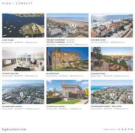 HIGH I CORKETT22 BAY ISLAND7406 WEST OCEANFRONT I $5.395,00035155 BEACH ROAD7404 WEST OCEANFRONT I $5,195,000Newport Beach I 7406WOceanfront.com 1 7404WOceanfront.comNewport Beach I $6,195,000 I 22Bayisland.comDana Point I $4.750,000 I 351558eachRd.com1115 WHITE SAILS WAY810 KINGS ROAD42 BALBOA COVESCorona del Mar I $4,649,000 I 15WhiteSails.comNewport Beach I $3,995,000 I 810KingsRoad.comNewport Beach I $3,750,000 I 428alboaCoves.com226 MARGUERITE AVENUE721 MARIGOLD AVENUE225 MARGUERITE AVENUE I NEW LISTINGCorona del Mar I $3,295,000 I 226Marguerite.comCorona del Mar I $2.895.000 I 721Marigold.comCorona del Mar I $2,550,000 I 225-Marguerite.comhighcorkett.comCONNECT WITH US HIGH I CORKETT 22 BAY ISLAND 7406 WEST OCEANFRONT I $5.395,000 35155 BEACH ROAD 7404 WEST OCEANFRONT I $5,195,000 Newport Beach I 7406WOceanfront.com 1 7404WOceanfront.com Newport Beach I $6,195,000 I 22Bayisland.com Dana Point I $4.750,000 I 351558eachRd.com 1115 WHITE SAILS WAY 810 KINGS ROAD 42 BALBOA COVES Corona del Mar I $4,649,000 I 15WhiteSails.com Newport Beach I $3,995,000 I 810KingsRoad.com Newport Beach I $3,750,000 I 428alboaCoves.com 226 MARGUERITE AVENUE 721 MARIGOLD AVENUE 225 MARGUERITE AVENUE I NEW LISTING Corona del Mar I $3,295,000 I 226Marguerite.com Corona del Mar I $2.895.000 I 721Marigold.com Corona del Mar I $2,550,000 I 225-Marguerite.com highcorkett.com CONNECT WITH US