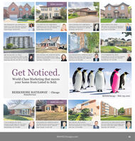 NEW LISTING9961 ROSEMONT AVE. ROSEMONT1724 NEWTON AVE. PARK RIDGE1010 N DELPHIA AVE. PARK RIDGE8353 N OKETO AVE. NILESCustom 6 br. 15 ba 5.800 apox st. Rare andUpdated 4 br, 3 ba. Over 4,000 appx sf vingspace Full fin bsmt 2-car gar. S719.000Jennifer Rabito 847.8234144Updated 4 br. 35 ba home Open fir plan. Wide-Well-maint 4 br 4 ba home on beaut lott Livm, sep din m& granite/SS kit. SS29.000James Stretff 312.204.5000highty sought-after community. S82s.000plank howd firs, Amazing rec m SeS.000Sandra Morgan 630.834.0582Par Butcher 847.823.41448801 W GOLF RD 12A, NILESComer 4 br, 4 ba penthouse. 3000+ st + 890sf outdoor space! Views. 4 parking S425.000Manha May ASP CRS, GRI, SFR 847.510.50009245 CENTRAL AVE, MORTON GROVE6143 LINCOLN AVE A. MORTON GROVE7713 N HARLEM AVE, NILESSeacious 4 br. 3 ba updated home on hugecorner lot. Expansive deck. Fin bumt s4a.990Britany Court Townhouse. Modern 4 be 25 batownhome with large, open plan. S5s8.000mmaculate 4 br, 2 ba with nice deck. Extended2-car gar. Newer roof and more. $335.000April Buker 708.84K5550Kobi Dvora 847.492.9660Honi Khiziran 847.510.5000Get Noticed.World-Class Marketing that movesyour home from Listed to Sold.BERKSHIRE HATHAWAY I ChicagoHomeServicesBHHSChicago · 866.795.1010NEW LISTING7736 N HARLEM AVE, NILES8236 MAJOR AVE, MORTON GROVEAdorable ttle brick, renovated 2 br ranch onlarge, over sized lot. Move in. $295.000Roper S Joseph 312642.14008822 DEE RD. DES PLAINESRemod 3 br 2.5 ba TH. Priv bkyd wdeck ashed. Wd Granite/SS kit. Fin bumt $235.000ss00 LINCOLN AVE SOW MORTON GROVEPark view &Niles West Schools Bright 2 br. 2bo comer condo. Major updatest S184.000Attractive and affordable 4 br. 2 ba wloor-to-celing windows. Hdwd firs S313.o00Michael Resuko 847.510.5000Emir Vulik 312944.8900Diane Barr 847.790.8400BHHSChicago.com NEW LISTING 9961 ROSEMONT AVE. ROSEMONT 1724 NEWTON AVE. PARK RIDGE 1010 N DELPHIA AVE. PARK RIDGE 8353 N OKETO AVE. NILES Custom 6 br. 15 ba 5.800 apox st. Rare and Updated 4 br, 3 ba. Over 