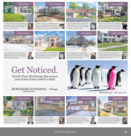 """NEW PRICENEW LISTINGNEW LISTING401 S COTTAGE HILL AVE. ELMHURST9515 FALLING WATERS DR. BURR RIDGE1018 WALLBANK AVE, DOWNERS GROVE11530 RIDGEWOOD IN. BURR RIDGEExquisite S br. 52 ba contemporary Rehabbedand reworked. Falling Waters. SU99.000Modernist 4 br, 25 ba steel and glass home de-Classic design 4 br. 35 ba on private, appx33-acre lot. Updates, custom kit S765.000signed by Richard Marker. Privacy ses0.000Elaine Papela. Elaine Papli Goup 60S84.2070lClose to town, brain, schools S br. 3ba, 2-story. Newer amenities throughout, $685.000STEVE & JULIET - The Mili Giroup 630.R4OS82Diana lvas 630.325.7500Rosaria Becker 630.325.7500NEW LISTINGNEW PRICENEW LISTING237 EXMOOR AVENUE, GLEN ELLYN10801 CHAUCER DR, WILLOW SPRINGS2819 CHAMPION RD, NAPERVILLE809 EUCLID AVENUE, GLEN ELLYNElegant brick and stone, 4 be. 25 ba FrenchCountry Manor Tn-town"""" location. $675,000Bright & airy, move in ready custom al brickSbr. X5 ba Hdwd firs. Fin LL $624.900Fab 4 be 35 ba home w/Braz cherry floors.Top Chef's kit soaring cel a more. S549.900North GE. Meticulously-maintained, 4 br, 15ba Schools close. Fin bimt. Deck S450.000Pattie Murray 630.469.7000Rosaria Becker 630.325.7500Gwen Hughes 312621400J.P. Andenon 630.469.7000Get Noticed.World-Class Marketing that movesyour home from Listed to Sold.BERKSHIRE HATHAWAY I ChicagoHomeServicesBHHSChicago · 866.795.1010NEW LISTINGNEW LISTINGNEW PRICENEW PRICE1109 LODGEPOLE CT. DARIEN617 MAIDEN LANE, GLEN ELLYN4917 W 109TH ST 15301, OAK LAWN265 N WILMETTE AVE, WESTMONTElegant, like-new, 2 br. 3 ba townhouse Lrgwindows, hdwd fis. Loft. Garage S319.000Sam Dweydari 630.325.7500Rarely-available. 2 br. 2 ba, t-fioor ranch villawith fu finished basement $269.900End-unit. 3 br 25 ba w/large deck Remodgranite/SS kit Hdwd firs. Fin bumt. $260.000Cozy 2 br condo. White kit cabs & updated baLiv m overlooks balcony & crtyd se9.500Diana lras 630.325.7500Parcie Murray 630.469.7000Suan Lanon-Spencer 630.325.7500BHHSChicago.com NEW PRICE NEW LISTING NEW LISTING 401 S """