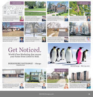NEW LISTINGNEW LISTING616 GLENDALE RD, GLENVIEWBuld your dream home. Brick/stone a br. 45ba, 4300 apx st Super location SL250,000Mary Blecker 847.510.50002356 DEWES ST, GLENVIEW612 SPRUCE ST, GLENVIEW2130 SWAINWOOD DR. GLENVIEWGreat location, value in land. 24,790 apps sfdouble lot. Existing 3 br, 2 ba 5999.913Welcome to Swainwood. Existing 4 br, 25 baranch on lot being sold as-is. S899.000Stunning 5 br. 35 ba newer constructionBeautiuly-landscaoed lot. Fin bomt. S99.000James Sereff 312.204.5000Jerry and Jan Doesch 847.510.5000Liu Rome 847.510.5000NEW LISTING2502 CENTRAL RD, GLENVIEW1110 PAM ANNE DR. GLENVIEW3100 LEXINGTON LN 306, GLENVIEWSpacious, sun-tiled, inviting 3 be, 2 ba ranch.Nicely updated, oversized lot. $479.000Ellen Stern 847310.50004675 JENNA RD, GLENVIEWCorner 3 br, 3.5 ba unit wtorest preserve views& hdwd firs. Fin bumt. S5 acol $475,000Bright, spacious 2 br, 25 ba condo. Updates.Solit-br floorplan 2 gar spaces S359.000Julie A. Mewliam GRA,e PRO, SER 847.492.9660Updated 3 br. 25 ba ranch. Updated cherrywa/sS kit. Refin hdwd firs Fin bamt 5429.3Lisa Davis 847.510.s000Jerry and Jan Doetsch 847.510.5000Get Noticed.World-Class Marketing that movesyour home from Listed to Sold.BERKSHIRE HATHAWAY | ChicagoHomeServicesBHHSChicago · 866.795.1010NEW LISTING1945 TANGLEWOOD DR G. GLENVIEW1634 ESTES AVE. DES PLAINES832 MASON LN, DES PLAINES9331 LANDINGS LN 50S, DES PLAINESSpacious 3 br, 25 ba townhouse. Move-in readyCovered prig Top-rated schools. $309900Spacious 3 br. 2 ba on large lot. Great loca-tion. Huge backyard Schools close $244.0004 br 2 ba home Enclosed front porch Sep liv& din ms. Hdwd frs. Full bent. 5200.000Jennifer Rabito 847.8234144Spacious, light-iled 2 br. 2 ba condo in TheLandings with generous rooms. S145.000Emir Vulic 312.944.8900Emir Vulic 3129448900Barbara Rosman CRS. GRI, PMN, SFR 847.S400BHHSChicago.comEEBBE NEW LISTING NEW LISTING 616 GLENDALE RD, GLENVIEW Buld your dream home. Brick/stone a br. 45 ba, 4300 apx st Super location SL250,00