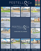 PESTELL CoBRITISHPROELATYAWARDSBRITISHROPERTYAWARDS20182019.....ESTABLISHED 1991ONONLITTLE DUNMOWFANTASTC S BEDOOM DETACHEDAM HOME-DNNG ROOM LNG ROOM W STUDY ROOM-LANGE KTOEN REAAST ROOMASEATE UtuYOOMMTER DROOM WnH ENSUE AND TRO LAGE ALKNAROROESINA TOEOROOM TWO-O SRET PARONG FO NUMEROUS CSLANGE REAR GARDEN wHEETANNG TERACI AND SUMER HOSEGuide Price £1,300,000DUNMOWMMEDIATE VACANT POSSESSIONBROXTEDTAKELEYSPACIOUS 4 DOUBLE BEDROOM DETACHED5 BEDROOM SBATHROOM BARN CONVERSON3 BEDROOM SUITES & HGH SPEOICATnON THROUGHOUTPRIVATE GATEO DRIVE, 13 ACRE PLOT & FARMLAND vewsATTACHED ADIOINING COTTAGEIANNDE IDEAL FOR AUPAR OR TEENAGERBAY CART LODGEGuide Price E1,250,0004 BEDROOM DETACHED CHALET BUNGALOW-COMPLETELY REFURBISHED AND EXTENDEDOPEN PLAN KITCHENDININGNAMILY ROOMTHREE BEDROOMS WITH EN-SUITEEXCELLENT DECORATVE ORDER THROUGHOUTSOUTH FACING REAR GARDEN WITH LARGE PATIO-UNINTERRUPTED COUNTRYSIDE VIEWSGuide Price C750,0003 RECIPTION ROOMSKITCHEN AND SEPARATE UTIUTYCLOAKROOMMASTER BEDROOM WITH IN-SUTE WET ROOMLARGE REAR GARDEN APPROK 120 FTRICK BUILT STORAGE SHED AND TWO SINGLE GARAGESGuide Price c625,000HIGH EASTERBEAUTIFULLY PRESENTED 4 BEDROOM DETACHEDENVIABLE VILLAGE LOCATIONESPOKE KITOHENFARMLAND VewsLARGE GARDENOFF STREET PARCING FOR B VEHICLESINTEGRAL GARAGEGuide Price C625,000FLITCH GREENFIVE DOUBLE BEDROOM DETACHED-MASTER BEDROOM WITH EN-SUITE BATHROOMLIVING ROOM & DINING ROOMKITCHENBREAKFAST ROOM- TWO FAMILY BATHROOMS-DOUBLE GARAGE & PARKING FOR 3 TO4 VEHCLESLARGE REAR GARDENPESTELLOC.Guide Price C520,000ESTABLISHED 1991NEWSTAYING HOME, STILL WORKINGDESTELLOCODUNMOW4BEDROOM DETACHED HOUSEMASTER BEDROOM WITH EN-SITELARGE LIVING ROOMDINERSEPARATE UTIUTY ROOM A DOWNSTAIRS CLOAKROOMFELSTEDSPACIOUS THREE BEOROOM SEM DETACHED10 YEAR WARRANTYRURAL COUNTRYSIDE LOCATIONKITCHENDINER & SEPARATE LIVING ROOM-MASTER BEDROOM WITH EN-SUITE- OFF ROAD PARKING FOR TWO VEHICLES- VERY PRIVATE REAR GARDEN WITH WOOOLAND VIEWSGuide Price c449,950GARAGE & OFF STREET PARKING FOR 4 VEHICLESPR