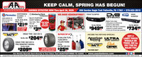 "KEEP CALM, SPRING HAS BEGUN!AUTO STORESSAVINGS EFFECTIVE NOW Thru April 30, 2020850 Gordon Nagle Trail Pottsville, PA 17901  570-622-2815Teur Hemetawn Aets Parts Stere Slace 19saPermatexDISPOSABLE Kimberly-ClarkGLOVES - 3SIZES!DVB NEWOFFROADWE HAVE GENERATORS!! FRONT BUMPERREARBUMPERProfessionalMULTI-PURPOSESretLightly powdered, theploves are easy to puton and take offPart No. 09185, 09186 SHOP TOWELS09184 - 100 CTSHOP Madular 3-piece design Joining pieces are reinforced andqusseted for added stability Coated with a thick layer of a proprietarycompound for comesion resistance 14 nch and 3/15 inch steel constructionSuper strong - WorksFOR HOMEOR THElaves $2149 e wet$399Part Ne. FBCS104Part No. RBCS101Part No. 7513055 CTea.GARAGE!QTY. VARIESBY STORE$94999$73499rea.ea.MIOKEV THOMPBONDRAG TIRE 26X10X15SPEEDFX),5 GALLON FUELINCOME TAX REFUND SPECIAL!BUY 4Par Na 3059 $20499American ULTRA LIGHT TRUCKRacingfea.JUGS WITHFILLER HOSEWHEEL COMPANYWHEELS ORTIRES -WE'LLINCEDRAG TIRE 26X10X15PRO BRACKET RADIALDickMICKEY THOMPRONPart No.8830-8831-8832-8833M/TCEPEKTIRESWHEELSPAY THE PASALES TAXPart No. 024495$20999MANY MORE STYLES $2595AND SIZES AVAILABLEI'ea.ea.""IN-STORE ONLYGet Weekly Specials Sent Directly to Your Inbox: Text AAAUTOSTORES TO 22828www.aaautostores.comCopyright o2e0. A rights eserved. Al text, graphics, pictures, logos, and the selection and amangement therof is the exclusive property of the Publisher or its content Suppler. No portion of this add, including images, may be reproduced in any for without prior writen consent of the Publishec Valid thru Api 30nITRILE KEEP CALM, SPRING HAS BEGUN! AUTO STORES SAVINGS EFFECTIVE NOW Thru April 30, 2020 850 Gordon Nagle Trail Pottsville, PA 17901  570-622-2815 Teur Hemetawn Aets Parts Stere Slace 19sa Permatex DISPOSABLE Kimberly-Clark GLOVES - 3 SIZES! DVB NEW OFFROAD WE HAVE GENERATORS!! FRONT BUMPER REAR BUMPER Professional MULTI-PURPOSE Sret Lightly powdered, the ploves are easy to put on and take off Part No. 09185, 09186 SHOP TOWELS 09184 - 100 CT SHOP  Madular 3-piece design  Joining pieces are reinforced and qusseted for added stability  Coated with a thick layer of a proprietary compound for comesion resistance  14 nch and 3/15 inch steel construction Super strong - WorksFOR HOME OR THE laves $2149 e wet $399 Part Ne. FBCS104 Part No. RBCS101 Part No. 75130 55 CT ea. GARAGE! QTY. VARIES BY STORE $94999 $73499 rea. ea. MIOKEV THOMPBON DRAG TIRE 26X10X15 SPEEDFX), 5 GALLON FUEL INCOME TAX REFUND SPECIAL! BUY 4 Par Na 3059 $20499 American ULTRA LIGHT TRUCK Racing fea. JUGS WITH FILLER HOSE WHEEL COMPANY WHEELS OR TIRES -WE'LL INCE DRAG TIRE 26X10X15 PRO BRACKET RADIAL Dick MICKEY THOMPRON Part No. 8830-8831-8832-8833 M/T CEPEK TIRESWHEELS PAY THE PA SALES TAX Part No. 024495 $20999 MANY MORE STYLES $2595 AND SIZES AVAILABLEI 'ea. ea. ""IN-STORE ONLY Get Weekly Specials Sent Directly to Your Inbox: Text AAAUTOSTORES TO 22828 www.aaautostores.com Copyright o2e0. A rights eserved. Al text, graphics, pictures, logos, and the selection and amangement therof is the exclusive property of the Publisher or its content Suppler. No portion of this add, including images, may be reproduced in any for without prior writen consent of the Publishec Valid thru Api 30n ITRILE"