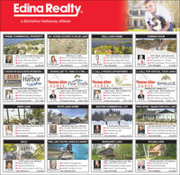 Edina Realty.a Berkshire Hathaway affiliatePRIME COMMERCIAL PROPERTYCOMING SOON35+ ACRES ACCESS TO BLUE LAKEGULL LAKE HOMEHwy 371 & Green Gables Rd Intersection765 ft of Hwy 371. 5.55 Acres, Veeblity3Owners. 3 Home stes, 4 Parcek.Zonod C-2. Across from Northern Cowboy'sTBD Faye Ct, EmilyRare 35+ Acre Heavily Wooded LotDeeded Beach Access to Blue LakeClose to all the Senices Emily OffersS70,0008328 Gullwood Road, Lakeshore3 Bed/3 Bath w/100 of Sand Shoreline3 Stall Garage w/Bonus Room AboveLandscaped, Paved Drive, Tram & More!MLS #523649224175 Dickey Trail, Deerwood4+ Bod/3 Bath - 255 t. on Crooked Lake3,483 Finishod Sq F 228 Acres2428 & 36s48 Garage - Private LocationMLS #5542805Gary Scheeler216A I MLS #4937971Mary Dulleh Mdanek2isA I MLS #SS10132Dustin KuschelS1.089,000S764,900Albie Kunchel2AJI-153$570,0003 CHOICES FOR SALES CENTER INFORMATION:->TheHarbor1. SHOWING LIMIT TO1 FAMILY AT A TIME ->2. CALL 4 PRIVATE APPOINTMENT -->3. CALL FOR VIRTUAL TOUR LINKSB|BBARATTOBROTHERSThomas Allen pine Trails Thomas AllendeThomas Allen SPRUCEzadowsMESSaturday 10-1, Sunday 11-2HOMESHOMESCuro Dunoeningeand CantyRESERVESaturday 10-1, Sunday 11-2Sales Center: 9153 Northtown St.Highly Anticipated Single Family Home - NISSWAChoicr of 11 Pans wilpgrnded ExterioesPaul Banyan Trail, Cark lake Pailion, DT NaonaMILS emp Pine Traih afier S260k-400ASaturday 1:30-3:30, Sunday 111Saturday 10-1, Sunday 11-2Sales Center: 1214 Habor PlaceSales Center: 9153 Northtown St.Sales Center: 9153 Northtown St.One Level In Town LivingGLL LAKE Lake Hone CommunityIndaidual lot, Maintenance Fre EnjoymentBout Sip. Storage Gurage Swin Pool, Location!MILS ETe Harbe Sale OfficeSingle Family HomesFrom 2 bedroom to 5 bedroomMaintenance Fre Living3 Floor Plans to Choose FromMIS Hace grae sales alice S260k--350k1I Plans to Choose FromDavid MerninJoe Enge218-Joe EngeDavid Mernin$475-700kMIS Fa meadom sales oficrS210-350kDEER LAKERUTH LAKE HOMEBAXTER COMMERCIAL LOTNEW LISTING - SQUAW POINT/GULL LAKECOLLEGE PINESOFPCE PARK884 Birch Lane, East Gull LakeNat dean updatod BRORA lake home. 10 sandHOnelnd hing indules nuter saite, purma kichenCoerod porhes, pame nom s/ bar i pange salsMLS #5507611LIB2 Brandon Road, BaxterPerfoct site for your new office complex.All assessments are paid!High traffic count!MLS #53181531033 Squ Prist Read, East Gall Lale MN S75 Fect of Shoreline with Level ElevationLot E Little Itasca Road, Deer River156 FL. of Lakeshore4 Bed 2 Bath HouseI1SS Square FeeS Bodrooms2 BathroomsSecond Cabin and Bunk House AvailableQuality Custom Built/Amazing Lake ViewsBill Tomm218-25-34Bead WadstenAlen VanlandchootMatt Pelphrey218-838-1666MLS #4610631$225,000$529,995Sterting at 562.000MLS #5510505S550,000FEEL LIKE YOU'RE LIVING IN A MASK?MARGARET LAKESOLDSYLVAN LAKE11490 Leisure Lane, Brainerd8607 Nottingham Road, Lake ShoreBeautiful Gull Lake ChainThinking of Selling! Call mel will pet your bome SOLD too.Put my 23 years of cuperience to work for youWe Will Get Through This!Real Estate Questions or Concerns?Call Me - I'm Here For You2139 Red Oak Drive SW, BrainerdEnjoy beautiful Sylan Lake!2226 and 2024 garagesSand lake bottom with 142 of Frontage.Deck facing lake to enjoy sunsetsBuy now to use all summerLiz Timothy218-839.7000Ruth an Lindrom21822-27Nina KarskyMLS #5327058Jeremy Miller218851-595MLS #5286221MLS #5316176$329,900MLS #218-232-2971S775,000S520,000 Edina Realty. a Berkshire Hathaway affiliate PRIME COMMERCIAL PROPERTY COMING SOON 35+ ACRES ACCESS TO BLUE LAKE GULL LAKE HOME Hwy 371 & Green Gables Rd Intersection 765 ft of Hwy 371. 5.55 Acres, Veeblity 3Owners. 3 Home stes, 4 Parcek. Zonod C-2. Across from Northern Cowboy's TBD Faye Ct, Emily Rare 35+ Acre Heavily Wooded Lot Deeded Beach Access to Blue Lake Close to all the Senices Emily Offers S70,000 8328 Gullwood Road, Lakeshore 3 Bed/3 Bath w/100 of Sand Shoreline 3 Stall Garage w/Bonus Room Above Landscaped, Paved Drive, Tram & More! MLS #5236492 24175 Dickey Trail, Deerwood 4+ Bod/3 Bath - 255 t. on Crooked Lake 3,483 Finishod Sq F 228 Acres 2428 & 36s48 Garage - Private Location MLS #5542805 Gary Scheeler 216A I MLS #4937971 Mary Dulleh Mdanek 2isA I MLS #SS10132 Dustin Kuschel S1.089,000 S764,900 Albie Kunchel 2AJI-153 $570,000 3 CHOICES FOR SALES CENTER INFORMATION:-> The Harbor 1. SHOWING LIMIT TO1 FAMILY AT A TIME -> 2. CALL 4 PRIVATE APPOINTMENT --> 3. CALL FOR VIRTUAL TOUR LINKS B|B BARATTO BROTHERS Thomas Allen pine Trails Thomas Allen deThomas Allen SPRUCE zadows MES Saturday 10-1, Sunday 11-2 HOMES HOMES Curo Dunoen ingeand Canty RESERVE Saturday 10-1, Sunday 11-2 Sales Center: 9153 Northtown St. Highly Anticipated Single Family Home - NISSWA Choicr of 11 Pans wilpgrnded Exterioes Paul Banyan Trail, Cark lake Pailion, DT Naona MILS emp Pine Traih afier S260k-400A Saturday 1:30-3:30, Sunday 111 Saturday 10-1, Sunday 11-2 Sales Center: 1214 Habor Place Sales Center: 9153 Northtown St. Sales Center: 9153 Northtown St. One Level In Town Living GLL LAKE Lake Hone Community Indaidual lot, Maintenance Fre Enjoyment Bout Sip. Storage Gurage Swin Pool, Location! MILS ETe Harbe Sale Office Single Family Homes From 2 bedroom to 5 bedroom Maintenance Fre Living 3 Floor Plans to Choose From MIS Hace grae sales alice S260k--350k 1I Plans to Choose From David Mernin Joe Enge 218- Joe Enge David Mernin $475-700k MIS Fa meadom sales oficr S210-350k DEER LAKE RUTH LAKE HOME BAXTER COMMERCIAL LOT NEW LISTING - SQUAW POINT/GULL LAKE COLLEGE PINES OFPCE PARK 884 Birch Lane, East Gull Lake Nat dean updatod BRORA lake home. 10 sand HOnelnd hing indules nuter saite, purma kichen Coerod porhes, pame nom s/ bar i pange sals MLS #5507611 LIB2 Brandon Road, Baxter Perfoct site for your new office complex. All assessments are paid! High traffic count! MLS #5318153 1033 Squ Prist Read, East Gall Lale MN S 75 Fect of Shoreline with Level Elevation Lot E Little Itasca Road, Deer River 156 FL. of Lakeshore 4 Bed 2 Bath House I1SS Square FeeS Bodrooms2 Bathrooms Second Cabin and Bunk House Available Quality Custom Built/Amazing Lake Views Bill Tomm 218-25-34 Bead Wadsten Alen Vanlandchoot Matt Pelphrey 218-838-1666 MLS #4610631 $225,000 $529,995 Sterting at 562.000 MLS #5510505 S550,000 FEEL LIKE YOU'RE LIVING IN A MASK? MARGARET LAKE SOLD SYLVAN LAKE 11490 Leisure Lane, Brainerd 8607 Nottingham Road, Lake Shore Beautiful Gull Lake Chain Thinking of Selling! Call me l will pet your bome SOLD too. Put my 23 years of cuperience to work for you We Will Get Through This! Real Estate Questions or Concerns? Call Me - I'm Here For You 2139 Red Oak Drive SW, Brainerd Enjoy beautiful Sylan Lake! 2226 and 2024 garages Sand lake bottom with 142 of Frontage. Deck facing lake to enjoy sunsets Buy now to use all summer Liz Timothy 218-839.7000 Ruth an Lindrom 21822-27 Nina Karsky MLS #5327058 Jeremy Miller 218851-595 MLS #5286221 MLS #5316176 $329,900 MLS #218-232-2971 S775,000 S520,000
