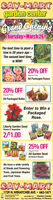 SAV-MARTgarden centerGzand CpenihaThursday March26The best time to plant atree is 20 years ago -The second best timeis NOW!20% OFFRegular PriceAll Packaged Roses20% OFFRegular PriceAll Packaged BulbsEnter to Win aPackagedRose.Liberty Garden SeedFlower & Vegetable281.0025% OFFRegular PriceAll Garden SeedEd Hume & BurpeeWe have a wide varietyof Shade and FloweringTrees, Japanese Maplesand Fruit Trees.SAV-MART1729 N. WENATCHEE AVE.  663-1671Pm pedGarden CenterLimited te stadk en had Open 7 Dna Wek 8-6 Weekdays, 9-6 Weekendswww.SaMartaet SAV-MART garden center Gzand Cpeniha Thursday March26 The best time to plant a tree is 20 years ago - The second best time is NOW! 20% OFF Regular Price All Packaged Roses 20% OFF Regular Price All Packaged Bulbs Enter to Win a Packaged Rose. Liberty Garden Seed Flower & Vegetable 281.00 25% OFF Regular Price All Garden Seed Ed Hume & Burpee We have a wide variety of Shade and Flowering Trees, Japanese Maples and Fruit Trees. SAV-MART 1729 N. WENATCHEE AVE.  663-1671 Pm ped Garden Center Limited te stadk en had Open 7 Dna Wek 8-6 Weekdays, 9-6 Weekends www.SaMartaet