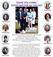 vierd, MDMDOviedo,THANK YOU VVRMCVivianPHYSICIANS FOR ALL YOU DO!Family PracticePediatricsMoore,PalacheckUrologyChartrandGeneral SurgeryManningVALVERDEREGIONAL MEDSCAL CENTEEOB/GYNGeneral SurgeryMDTaylor,Pictured Left to Right: Terry Lindsey, MD, GeneralSurgery, Jaime Gutierrez, MD,Family Practice, Michele Di Blasi, MD,Cardiology, Julio Otazo, MD, Radiology, Ira Floyd,MD OrthopedicsMendozoSusanInternal MedicineNot Pictured: Gerardo Astudillo, MD, Sergio Barksdale, MD,Jason Burns, MD, Mark Cesta, MD, Jeffrey Cohen, MD,ShamoonDoctor, MD, Carl Evans, MD, MohanGadam, MD, David Haines, MD, Paul Hessler, MD,GeorgeIngram, MD, Lee Keenen, DPM, Joseph Martin, MD, EdsonMartinez, MD, Ruben Mora, DDS,Daniel Nolan, DO, TamannaO'Dea, DO, Clark Paddock, MD, Jorge Peacher, MD, Brian Price,MD,Rex Poole Jr., MD, Javier Rodriguez, MD, Mostafa Salama,MD, Sarah Schmickrath, MD, Anushree Sharma, MD, ClaudioToledo, MD, Valerie Vargas, DDS, Linesse Vega, MDFamily PracticeLaing II, MDMDDiBlasi,Tina,EndocrinologyFamily PracticeJoseLisaMDMark,MDKennethJose.MDDainelMDAurelio vierd, MD MD Oviedo, THANK YOU VVRMC Vivian PHYSICIANS FOR ALL YOU DO! Family Practice Pediatrics Moore, Palacheck Urology Chartrand General Surgery Manning VALVERDE REGIONAL MEDSCAL CENTEE OB/GYN General Surgery MD Taylor, Pictured Left to Right: Terry Lindsey, MD, General Surgery, Jaime Gutierrez, MD, Family Practice, Michele Di Blasi, MD, Cardiology, Julio Otazo, MD, Radiology, Ira Floyd, MD Orthopedics Mendozo Susan Internal Medicine Not Pictured: Gerardo Astudillo, MD, Sergio Barksdale, MD, Jason Burns, MD, Mark Cesta, MD, Jeffrey Cohen, MD,Shamoon Doctor, MD, Carl Evans, MD, Mohan Gadam, MD, David Haines, MD, Paul Hessler, MD,George Ingram, MD, Lee Keenen, DPM, Joseph Martin, MD, Edson Martinez, MD, Ruben Mora, DDS,Daniel Nolan, DO, Tamanna O'Dea, DO, Clark Paddock, MD, Jorge Peacher, MD, Brian Price, MD,Rex Poole Jr., MD, Javier Rodriguez, MD, Mostafa Salama, MD, Sarah Schmickrath, MD, Anushree Sharma, MD, Claudio T