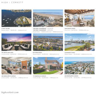 HIGH I CORKETT7406 WEST OCEANFRONT I $5.395,0007404 WEST OCEANFRONT I $5,195,000Newport Beach I 7406WOceantront.com 1 7404WOceanfront.com22 BAY ISLAND35155 BEACH ROADNewport Beach I $6,195.000 I 22Baylsland.comDana Point I $4,750.000 1.35155BeachRd.com1115 WHITE SAILS WAY810 KINGS ROAD42 BALBOA COVESCorona del MarI $4,649,000 | 1115WhiteSails.comNewport Beach I $3,995.000 I 810KingsRoad.comNewport Beach I $3.750.000 I 428alboaCoves.com226 MARGUERITE AVENUE721 MARIGOLD AVENUE225 MARGUERITE AVENUECorona del Mar I $3,295,000 I 226Marguerite.comCorona del Mar I $2,895.000 I 721Marigold.comCorona del Mar I $2,550,000 I 225-Marguerite.comhighcorkett.com HIGH I CORKETT 7406 WEST OCEANFRONT I $5.395,000 7404 WEST OCEANFRONT I $5,195,000 Newport Beach I 7406WOceantront.com 1 7404WOceanfront.com 22 BAY ISLAND 35155 BEACH ROAD Newport Beach I $6,195.000 I 22Baylsland.com Dana Point I $4,750.000 1.35155BeachRd.com 1115 WHITE SAILS WAY 810 KINGS ROAD 42 BALBOA COVES Corona del MarI $4,649,000 | 1115WhiteSails.com Newport Beach I $3,995.000 I 810KingsRoad.com Newport Beach I $3.750.000 I 428alboaCoves.com 226 MARGUERITE AVENUE 721 MARIGOLD AVENUE 225 MARGUERITE AVENUE Corona del Mar I $3,295,000 I 226Marguerite.com Corona del Mar I $2,895.000 I 721Marigold.com Corona del Mar I $2,550,000 I 225-Marguerite.com highcorkett.com