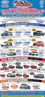 CHEVROLETMRISTONAUTO CENTERTamily Owed and operad Sce SBUICKCALIFORNIAS 0n VOLUME GM DEALER!GIANT 72-HOUR SALE!!0% 6ER 848 PLUS NO PAYMENTS FOR 120 DAYS!SHOP FROM HOME 24/7 AT MARKCHRISTOPHER.COMreovenMOSAT MARK CHRISTOPHER AUTO CENTER WE CONSIDER YOUR SAFETY OUR 1 PRIORITYThe Mark Christopher Automotive team in committed to giving you the buying experience that makesyou the most comfortable. Our dealership and service departments are open.cleaning and disintecting our dealerships. We have dedicated stan that will work with you on the phone and on ineSERVICE DEPT. OPENSam-Spm MON-FRI7am-1 pm SATCLOSED SUNto assist with your purchase and leasing needs during this time.SALES DEPT. OPEN10am-6pmEVERY DAYIiwhen in-home delivery is needed, we make it eany.Go to www.markchristepher.comMARK CHRISTOPHER 4 CARESNEW CHEVY SILVERADO 4X4 CUSTOM CREE CARNEW020CHEVY SILVERADO CREW CAB LTSAVE$13,000 LE TSAVE$13,000MARK CH cALL STAREDITIONNCTORYAEM00 CTORYARATE. $31605 . $37200COST3 EOERNEW C02 CHEVY SPARKNEWO CHEVY SILVERADO 2500 4X4 LTZ DIESELSAVE$3,200SAVEMARK CHRKMARKC$12,000!! NICEnCTORYERAmCTORY ERATE62.460 $11.995oAAD ATRAenero.ng TTIOAPGREARSAVE $7.000NEW C02 EQUINOX LShaan ACTENNEW 02OCHEVY TRAVERSE LSLA FOR ONLYSAVE $9,000MARKO ast 4500ALE PRCEACTORY RESATE 500NIT COSTNELCOSTTAR $19.375ONLY S995 DOWNLEAS POR ONLYPLUS$27490$179PLUSTAX4MARK CHRISTOPHERNEWDGNC SIERRA IS00 DOUBLE CAB NEWEME YUKON DENALI ULTIMATE 4ND NEWRME SIERRA S00 CREN CAR ELEVATIONCBMC HERE TO HELPGMCNLIFENON LELACK ON BLACKSAVE$14,000SAVE$11,400SAVE$12,00029.99564975 35825NEW 2O GMC TERRAIN SLEASAVENEWO2O GMC ACADIA SLESAVE$3.000LEASE POR ONLY199815 27090taxBarALSTOCKM -30.LO HLE PRIOSERVICELEANERSEUICK MARK CHRISTOPHERBUICK HERE TO HEUPNEW 2020 BUICK ENCORE PREFERREDSAULINICELEASE FOR ONLYCONGeiraNET COST17,995SAVE$8,395$168TAX10i o10A OMSRP S4.0hgh C cialTleaneinbhwww.markchristopher.comme na 855-611-5212FIND NEW ROADS CHEVROLET MRISTON AUTO CENTER Tamily Owed and operad Sce S BUICK CALIFORNIAS 0n VOLUM