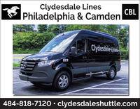 Clydesdale LinesCBLPhiladelphia & CamdenClydesdale-Line521484-818-7120  clydesdaleshuttle.com Clydesdale Lines CBL Philadelphia & Camden Clydesdale-Line 521 484-818-7120  clydesdaleshuttle.com
