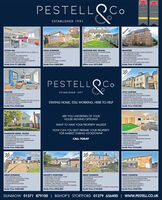 PESTELL CoBRITISHPROPLRTYAWARDSBRITISHROPESTYAWARDS20182019.....ESTABLISHED 1991DUTON HILLGREAT DUNMOWNO ONWARD CHAINDETACHED BUNGALOW3 BEDROOMS-SEPARATE DINING ROOMCONSERVATORYGARAGE & OFF STREET PARKINGPOPULAR LOCATIONHARTFORD END, FELSTEDMASTER WITH EN SUITE SHOWER ROOM-3 DOUBLE BEDROOMS- LARGE KITCHEN DINER, UVING ROOMNEWLY INSTALLED FAMILY BATHROOMSOFT GARDEN WITH COUNTRYSIDE VIEWS-OFF STREET PARKING AND GARAGEPHOTOGRAPHI STUDIO / HOME OFFICEBRAINTREE- TWO BEOROOM SECOND FLOOR APARTMENTNO ONWARD CHAIN- KITCHENBRLAKIAST ROOMLIVING ROOMOINER- OFF STREET PARKING FOR ONt VEHICLEPOPULAR LOCATIONWALKING DISTANCE FROM HIGH STREETGRADE LISTED ESSEX BARN SET IN 2.5 ACRES STS45 BEDROOMSLARGE OPEN PLAN LIVING SPACESKITOHEN BREAKFAST ROOMDXPOSED TIMBERS AND BRICKWORKVAULTED CELING WITH GALLERIED LANDINGPRIVATE TREE INED DRIVEWAYGuide Price e1,300,000Guide Price £360,000Offers over C37s,000Guide Price e149,000OvePESTELL CoTHAXTED3 BEDROOM SEMI DETACHEDOPEN PLAN KITCHENDINERFEATURE FIREPLACERECENTLY RENOVATEDLITTLE CANFIELD4 BEDROOM LINK DETACHEDUVING ROOMOINER WITH WOCO BURNER2 BEDROOMS WITH EN SUITEVERSATLE ACCOMMODATION OVER3 FLOORS-EXCELLENT DECORATIVE ORDER THROUGHOUTESTABLISHED 1991GARAGE & DRIVEWAY PAROING FOR TWO VEHICLES- NEW SMART CONTROL HEATING SYSTEMPRIVATE REAR GARDENGuide Price e325,000STAYING HOME, STILL WORKING, HERE TO HELP-GARAGE & DRIVEWAY PARKING FOR UP TO J VEHICLESPRIVATE CU-DE-SAC LOCATIONGuide Price C430,000ARE YOU UNCERTAIN OF YOURHOUSE MOVING OPTIONS?WANT TO HAVE YOUR PROPERTY VALUED?HOW CAN YOU BEST PREPARE YOUR PROPERTYFOR MARKET DURING LOCKDOWN?BANNISTER GREEN, FELSTED3 BEDROOM DETACHED IN A OUIET LOCATIONSINGLE GARAGEOFF STREET PARKING FOR 4 VEHICLESCONTEMPORARY EN SUITE SHOWER ROOMINTEGRATED KITCHEN DINERCONSERVATORYDOWNSTAIRS CLOAKROOMGuide Price C485,000GREAT DUNMOWPREMIUM GROUND FLOOR APARTMENT2 DOUBLE BEDROOMSBATHROOM wITH UNDERFLOOR HEATINGOWN FRONT DOOR- CENTRE OF GREAT DUNMOWINTEGRATED APPLIANCESGATED PARKINGGuide Price £270,000CALL TOD
