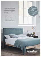 How to createa better night'ssleep.Receive10% offat our Topsham showroomor online with codeDL2020Locally sourced organic woolFSC certified timberGOTS certified organic cottonNatural latex from the Hevea treeOrganic coconut fibreMake your bed the right waynaturalmatOrganic Mattresses and BedsMode by Hond in Devon, UKnaturolmat.co.ukShowrooms in London and Devon How to create a better night's sleep. Receive 10% off at our Topsham showroom or online with code DL2020 Locally sourced organic wool FSC certified timber GOTS certified organic cotton Natural latex from the Hevea tree Organic coconut fibre Make your bed the right way naturalmat Organic Mattresses and Beds Mode by Hond in Devon, UK naturolmat.co.uk Showrooms in London and Devon