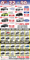 0%o72 .90NOPAYMENTSFORFORDAYSMONTHS2020 CHEVY 2CX TRAIL BOSS CREW CAB2019 CHEVROLET TRAXGREATSELECTIONMSRP SS1.793233LeaseONLY$17,686Weeklysess2020 CHEVROLET BOLTS2019 BUICK ENCORE CXL.Iguie sbout theS.000 SerapNew ailabeLMTED AVARASLITYALL WHEELDRIVEONLYJUSTARRIVED$25,8882019 CHEVROLET TAHOE 4WDLUR UMATE RAY EORANONVEDE GEAI FIR TOMNG2020 GMC YUKON XL DENALIUP TO$15,000SAVINGSONLY$45,8881213502019 CHEVROLET IMPALA PREMIER LEATHER SUNRODE NAVUP TO 25% OFF2019 SILVERADOAND GMC SIERRAONLY$25,888BUY OF A LIFETIME 2018 & 2019 MODEL CLEARANCE2018 HYUNDAI ELANTRA 203 DEY SAVERADO2019 NSSAN DASHDAI ANO 2019 NFNTI OXGI ANO 209YNDA TUSON SE AN 2019 DO0GE CHARGER SKT50 CREW CAB AWDNANA$13,587$69,887$21,988$34,988 u$24,888$24,8872018 NISSAN SENTRA SV 2013 NSAN MEANO SVANO 2018 MSSAN MAXMA SV 2018 MSSAN ALTMA SV 200 CODE GAD CRAAIS 2018 CHEVY CRUCE U$12,887$24,888522,988$13,988$21,988$16,887ucTONMINT TRADE-INS LOWEST PRICES/EASY FINANCE209 VOLKSWAGEN EOS 201 GMC TERRAIN AWO 206 GMC YUKON XL AND SON SANO VAIMTE 200 MAZDA 32014 TOYOTA RAVA$16,887 $11,987 $8,888 $8,887 $5,887 $6,987O DOWN FINANCE2009 BMW 335375 USED VEHICLES175 USED TRUCKS & SUV2013 KIA SORENTO2011 BUICK ENCLAVE0 ACURA MEK ELTE AND 2015 CHEVY CRUZE0 SLVERADO CREW OND$7,987 $38,888 $8,888 $12,887 $12,887 $15,8882595 Barnet Highway, 778-216-1884EAGLE RIDGECoquitlam2 blocks west ofCoquitam CentrelChevrolet uick CMCwww.eagleridgegm.com 0%o 72 .90 NO PAYMENTS FOR FOR DAYS MONTHS 2020 CHEVY 2CX TRAIL BOSS CREW CAB 2019 CHEVROLET TRAX GREAT SELECTION MSRP SS1.793 233 Lease ONLY $17,686 Weekly sess 2020 CHEVROLET BOLTS 2019 BUICK ENCORE CXL. Iguie sbout the S.000 Serap New ailabe LMTED AVARASLITY ALL WHEEL DRIVE ONLY JUST ARRIVED $25,888 2019 CHEVROLET TAHOE 4WD LUR UMATE RAY EORANON VEDE GEAI FIR TOMNG 2020 GMC YUKON XL DENALI UP TO $15,000 SAVINGS ONLY $45,888 121350 2019 CHEVROLET IMPALA PREMIER LEATHER SUNRODE NAV UP TO 25% OFF 2019 SILVERADO AND GMC SIERRA ONLY $25,888 BUY OF A LIFETIME 2018 & 2019 MODEL CLEARANCE 2018 HYUNDAI ELANTRA 203 DEY SAVERADO 2019 NSSAN DASHDAI ANO 2019 NFNTI OXGI ANO 209YNDA TUSON SE AN 2019 DO0GE CHARGER SKT 50 CREW CAB AWD NANA $13,587 $69,887 $21,988 $34,988 u $24,888 $24,887 2018 NISSAN SENTRA SV 2013 NSAN MEANO SVANO 2018 MSSAN MAXMA SV 2018 MSSAN ALTMA SV 200 CODE GAD CRAAIS 2018 CHEVY CRUCE U $12,887 $24,888 522,988 $13,988 $21,988 $16,887 ucTON MINT TRADE-INS LOWEST PRICES/EASY FINANCE 209 VOLKSWAGEN EOS 201 GMC TERRAIN AWO 206 GMC YUKON XL AND SON SANO VAIMTE 200 MAZDA 3 2014 TOYOTA RAVA $16,887 $11,987 $8,888 $8,887 $5,887 $6,987 O DOWN FINANCE 2009 BMW 335 375 USED VEHICLES 175 USED TRUCKS & SUV 2013 KIA SORENTO 2011 BUICK ENCLAVE 0 ACURA MEK ELTE AND 2015 CHEVY CRUZE 0 SLVERADO CREW OND $7,987 $38,888 $8,888 $12,887 $12,887 $15,888 2595 Barnet Highway, 778-216-1884 EAGLE RIDGE Coquitlam 2 blocks west of Coquitam Centrel Chevrolet uick CMC www.eagleridgegm.com