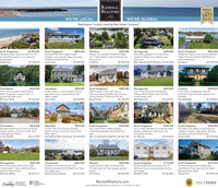 """RANDALL,REALTORSRANDALLSince1977WE'RE LOCALWE'RE GLOBALREALTORSWashington County's Leading Real Estate Company""""South KingstownWickfordRestore this waterfront Wickford Village5 br 2 bath Historic Colonial with barn onhalf acre lot.North KingstownWaterfront. Views of the Cove & Wickford$2,599,000South KingstownQuintessential New England beachCottage in the seaside village associationof Mautucket-By-The-Sea.$859,000$799,000NarragansettBeautifully updated S br 3.5 ba homelocated in Briggs Farm. Master suite,deck, pool.Mare Archambault/Paul Robinson 401.207.5768S699,000$695,000Sweeping water views from this 3 br 3.5ba oceanfront estate on 6+ acres andHarbor from this 3 bed 2 bath Ranch wprivate beach.Cecile Cohenwaikout basement.401.364.7310Travis Justice401.369.0458Sue Moore401.952.9164Sue Moore401.952.9164Charlestown3/4 br home w/water views to BlockS669,800JamestownUnder contract. 3 bed 2.5 bath Colonialwith bonus room, new kitchen & roof.Walk to beach.$495,000South KingstownWalk to beach-tfrom this Cape inMatunuck. Quiet neighborhood close todining, markets, Theatre-by the Sea.$480,000Narragansett2 br, 1.5 ba Ranch home located onHarbour Island. Water views. Partiallyfinished lower level.$449,800Cranston$429,000Island. Gorgeous 3 season room. In-ground salt water pool.Sheil Team RealtyIn the heart of Edgewood, this fourbedroom house has both presence andpotential.Brian McDonald401.243.7041Terry Tierman401.835.0095Marcia Ferretti401.742.3778Sheil Realty Team401.243.7041401.258.9814CharlestownDirectly located on a 2.7 acre cul-de-sacunique location is home to a 3 br, 2 baContemporary Saltbox.Lomraine RandallNorth Kingstown3 br 1.5 bath Gambrel on cul-de-sac offersgarage, private yard, deck w/hot tub.Convenient location.South KingstownSun filled ranch offers a smart layout forutilization of space. Association docking.launching and canoe/kayak racks.Patrice Fenton$410,000WakefieldIn-town 3 br, 2 ba Colonial Victorian.$399,900South Kingstown2 br, 2 ba Condo in estate sett"""