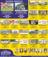 FEATURED PROPERTIESNEWLISTING536 Palmyra Rd, DixonGorgrous 48R 2BA home wistone freptace, &beamed celings on 36 watt 2 car det 3cgrages & 18R gest house$334,000Call Nancy Fritts: 440-33691122 Sterling Rd, DixonCustom, al brick dream home!3BR3.5BA ranch wfnished basement, 3 carattached garage, fatulovs patio on 7. aCres$399,900Call Nancy Fritts: 440-33691960 LAROD DR, DIXON4BR 2BA brick ranch in fantastic location justnorth of Dixon. Partially finished basement,attached 2 car garage.$214,900CALL NANCY FRITTS:440-3369221 W EVERETT ST, DIXONGreat commercial location w/parking lot &lighted sign. Corner of Everett & Peoria. ZonedB-1, Realtor Owned.$102,900CALL JIM SMITH:288-6229518 W 1st St, DixonMove in ready dupier or single tamly wmantenancefee rer Newer carpet, main foor lndryPriced to set212 S Ottawa Ave, DixonMagsificent brick 4 unt (1 office, 3apartmentsproperty on National egister of tre PlaceZoned 8-1 very werste$224,000Call Matt Hermes: 288-4648$45,000Call Nancy Fritts: 440-3369PRICEREDUCEDLOTS forSALESALE!201 N Congress Ave, PoloPristne, updated Victorian homet R 2A wsoaoious open iving sonoe, gorgeoun woodwork42 car gage$225,900Call Nancy Fritts: 440-33697305 S IL Route 2, OregonRivertront ranch bitwnen Grand Detour&Omgon38R 38Awwakout basement& 2ouldngs on3e aoes ver 700 ft of er trontage!$229,000Call Nancy Fritts: 440-3369Rockside Subdivision- Lots for Sale!1305 Trail Dr, Dixonimpeccable brick ranch in Timber Edge3BR 3.SBA wpartaty finished basement,3 ca attached garage on 2 lots$309,000Call Matt Hermes: 288-4648517 E Everett St, DixonStately 4R brick home in NE DionGreat ving space, partialy finished basement2 , 2 h bathe, 25 car garge.$229,000Call Matt Hermes: 288-4648acant bulding lets in ecellent ocaton betweenOwon & Stering. Subdvision ofters lovely viewsA rer accesalCall Matt Hermes: 288-4648101 Mississippi Dr, Dixoninmaculate, spacious SBR A home on4 lots in Lost Lakel Huge 3 car detachedgage wwarkshopmust see$193,000Call Nancy Fritts: 440-3369901 Mo