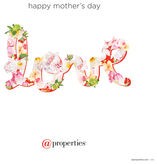happy mother's day@propertiesatproperties.com ae happy mother's day @properties atproperties.com ae