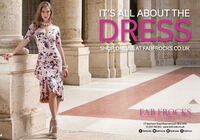 IT'S ALL ABOUT THEDRESSSHOP ONLINE AT FABFROCKS.CO.UKFAB FROCKSBOUTIQUE17 Seamoor Road Bournemouth BH4 9AA01202 765352 www.fabfrocks.co.ukIfabfrocksfabfrocks afabfrocks P fabfrock IT'S ALL ABOUT THE DRESS SHOP ONLINE AT FABFROCKS.CO.UK FAB FROCKS BOUTIQUE 17 Seamoor Road Bournemouth BH4 9AA 01202 765352 www.fabfrocks.co.uk Ifabfrocks fabfrocks afabfrocks P fabfrock