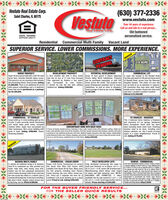 Vestuto Real Estate Corp.Saint Charles, IL 60175(630) 377-2336Vestutowww.vestuto.comOver 44 years of experienceCall us and talk to a real person.Old fashionedpersonalized service.Real Estate Corp.EQUAL HOUSINGOPPORTUNITYResidentialCommercial Multi Family Vacant LandSUPERIOR SERVICE. LOWER COMMISSIONS. MORE EXPERIENCE.CONTRACTPENDINGREDUCED3.6 ACRE ADEVELOPMENT PROPERTY5 Acre wooded site with 2 story home Great 75 Acre parcel in Elburn adjoiningthat sits on one of 11 Lots from Concept Prairie Valley North Subdivision. PropertyPlan approved by Batavia a few yearsSurrounded by3 streets tie into the site with utilities great Development potential next to newerstubbed out. Asking $399,000.HORSE PROPERTYPOTENTIAL DEVELOPMENTCOMMERCIAL LOTA super site located in the Randall RoadCorridor just south of l-90 and one block westof Randall Road, across from the Shermanhomes. Acres across the street. This property has Hospital Campus. This entire 3.6 acre sitecan be built on as no detention is required.subdivision, as well as close to shopping All connection fees have been paid! GreatExact acreage of land as per survey. Asking double corner location. Brand new clinic builtnext door. Location! Location! Location!Super 40 acre parcel with 450'x 250 80-stallhorse barn. Includes 80x200 indoor arena.This parcel is run as a business that includesago.can be purchased separately, or with 138list of boarding clients. Great income. Asking$1,900,000. There is an additional 20 acreswith several outbuildings and a 5-bedroomhome that can be purchased as a packagenewfor $2,400,000.$1,267,500.Offered at $1,200,000COMMERCIAL - ST CHARLESGreat 4,000 sq. ft. brick buiding split up into3 units. 2 units currently rented. Remainingunit would make great owner occupiedmedical office. Super area surrounded byother businesses. Nice corner building withpond in back. Asking $399,900. Ownerfinancing available.ST CHARLES - REDUCED!This 3 bedroom home features a fireplaceand oversized 2.5 car garage. Hardwoodf