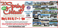 20SpringCuienitFreeAdmission!BAA coHolmes Lumber EDollar Bankof New Homes & CondomifumsMay 9, 10 & 16, 17 1-4pmSTARKTRUSSCONSUMERSNatienal BankEmser TileNineteen new homes & condominiums, scattered about Stark &Summit counties are open for your inspection and enjoyment.CDC recommendations in place at every home, including handsanitizer. All surfaces wiped with sanitizer after each visit.Visit us online for map of house locations & home descriptions.www.biastarkeco.com 20 Spring Cuienit Free Admission! BAA co Holmes Lumber E Dollar Bank of New Homes & Condomifums May 9, 10 & 16, 17 1-4pm STARK TRUSS CONSUMERS Natienal Bank Emser Tile Nineteen new homes & condominiums, scattered about Stark & Summit counties are open for your inspection and enjoyment. CDC recommendations in place at every home, including hand sanitizer. All surfaces wiped with sanitizer after each visit. Visit us online for map of house locations & home descriptions. www.biastarkeco.com