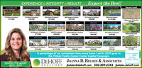 EXPERIENCE O INTEGRITY O RESULTS... Expect the Best!Vacant LandNew Listing Bedrms 2 BathsNew Lading 4Bedrom 3 1) BetsNew Lising 4 Bedroms 321 aets12.12 Acres/Show Cattle Bam2315 Helena Ave Northwest1310 Clinton Ave Southeast130 Brookslew Dr Southwest2868 Limington St Northwest$237,5007074 Lorralne Ave Northwest3902 Elson St Southeast$175,000$165,000$275,000$300,000$1,150,000Arlington Ave. NW Massillon$395,000Newer Construction 01 AcresMeyen Lake Waterfront1288 Aoes PondS Bedroms, 4an) Baths943 Rlakemore Tri Northwests00 Sed St SouthwestS532 Moonlight Bay Dr Northwest$325,0002700 Fairvay In$950,0002657 Fordham Cir Northwest$450,000Hilldale St NW Canton$775,000$550,000$200,000Glenmoor CC RanchFirst loor Master 20 AoesDouble Lot RidgrwoodJackson LSDIClose to Brookside CC1.58 AcresPiate Fond6172 Friarwood Cir Northwest8268 Weston Place Ave Northwest2838 Dunbarton Ave Northwest8206 Onford Chase Cir Northwest24521st SHills & Dales Road Nw$375,000$1,175,000$385,000$825,000$375.00S175,000A percentage of my commission from every home I sell in 2020 goes tothe Timken Family Cancer Center Capital Campaign.CAPITAL CAMPAIGNJur the NEWAULTMANCANCER CENTERDEHOFFREALTOR SJOANNA D. BELDEN & ASSOCIATESDEHOFF TOP AGENT2013 - 2019jbelden@dehoff.com 330-309-2343 jbelden.dehoff.com EXPERIENCE O INTEGRITY O RESULTS... Expect the Best! Vacant Land New Listing Bedrms 2 Baths New Lading 4Bedrom 3 1) Bets New Lising 4 Bedroms 321 aets 12.12 Acres/Show Cattle Bam 2315 Helena Ave Northwest 1310 Clinton Ave Southeast 130 Brookslew Dr Southwest 2868 Limington St Northwest $237,500 7074 Lorralne Ave Northwest 3902 Elson St Southeast $175,000 $165,000 $275,000 $300,000 $1,150,000 Arlington Ave. NW Massillon $395,000 Newer Construction 01 Acres Meyen Lake Waterfront 1288 Aoes Pond S Bedroms, 4an) Baths 943 Rlakemore Tri Northwest s00 Sed St Southwest S532 Moonlight Bay Dr Northwest $325,000 2700 Fairvay In $950,000 2657 Fordham Cir Northwest $450,000 Hilldale St NW Canton $775,000 $550,000 $200,000 