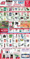 "OUR BIGGEST SALE EVER!MAY 26CAROLINASPEND OVER $250 INTHE STORE & GET AACE12TH ANNIVERSARY911 Greenville Hwy.(uZ Mie South of The fresh MarkeHendersonville, NC 2THRUJUNE 2SALEFREEHardware& Garden Center828-697-2237ACE SUPER COUPON25% OFFACE$50 GIFT CARDCLEBRATETEARS OFwww.caroinaace.comSpecialHour Ma Sa-YOUR LOCALACE HARDNARECRAZY DEALS ONLY AT CAROLINA ACE HENDERSONVILLENow thru Aune 2CRAZYDEAy Any$299$1509$1599$999FREEBagMe GT SHangingHALF PRICE DEALS ONLY AT CAROLINA ACE THROUGH JUNE 2PREE$999$649$69$1299Gdes PatP Food$399$709$649$1299Paon MPeans,Ean Garder WedSeasaning ku$47900$7990$179$269$199$299$349$7990FREE12"" ANNIVERSARYWHILE SUPPLIES LASTLOWEST PRICE!RED HOT DEALIACE SALE 1299299799WE SELLTANKSTuesday, May 20 threvghTuesday, June 21999CELEBRATE 12 YEARS WITH THESE CRAZY DEALS$299$59999c$199Digr lardCBAZY$399$1999$599$1999CerSer99¢$299$599$499$9999l aeSeel elaCharSAVE $5 PER GALLONBENJAMINMOORE PAINTCRAZY DEAL:30% OFFRetail Entire Store!MAGNOLIAHOMENo Exclusions!SAVE 5 PER GALLON$200$29$499$649le-------DIRT CHEAP SALE OUR BIGGEST SALE EVER! MAY 26 CAROLINA SPEND OVER $250 IN THE STORE & GET A ACE 12TH ANNIVERSARY 911 Greenville Hwy. (uZ Mie South of The fresh Marke Hendersonville, NC 2 THRU JUNE 2 SALE FREE Hardware & Garden Center 828-697-2237 ACE SUPER COUPON 25% OFF ACE $50 GIFT CARD CLEBRATE TEARS OF www.caroinaace.com Special Hour Ma Sa- YOUR LOCAL ACE HARDNARE CRAZY DEALS ONLY AT CAROLINA ACE HENDERSONVILLE Now thru Aune 2 CRAZY DEA y Any $299 $1509 $1599 $999 FREE BagMe G T S Hanging HALF PRICE DEALS ONLY AT CAROLINA ACE THROUGH JUNE 2 PREE $999 $649 $69 $1299 Gdes Pat P Food $399 $709 $649 $1299 Paon M Peans, Ean Garder Wed Seasaning ku $47900 $7990 $179 $269 $199 $299 $349 $7990 FREE 12"" ANNIVERSARY WHILE SUPPLIES LAST LOWEST PRICE! RED HOT DEALI ACE SALE 1299 299 799 WE SELL TANKS Tuesday, May 20 threvgh Tuesday, June 2 1999 CELEBRATE 12 YEARS WITH THESE CRAZY DEALS $299 $599 99c $199 Digr lard CBAZY $399 $1999 $599 $1999 Cer Ser 99¢ $299 $599 $499 $9999 l ae Seel ela Char SAVE $5 PER GALLON BENJAMIN MOORE PAINT CRAZY DEAL :30% OFF Retail Entire Store! MAGNOLIA HOME No Exclusions! SAVE 5 PER GALLON $200 $29 $499 $649 le -------   DIRT CHEAP SALE"