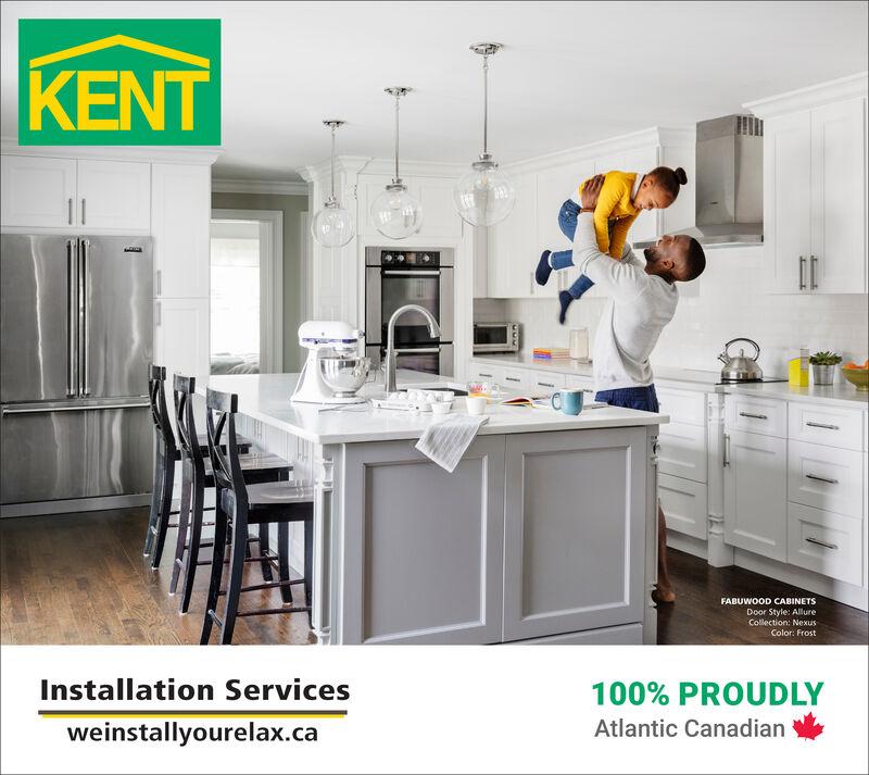 Kent Building Supplies Saint John, Kitchen Cabinets Kent Building Supplies